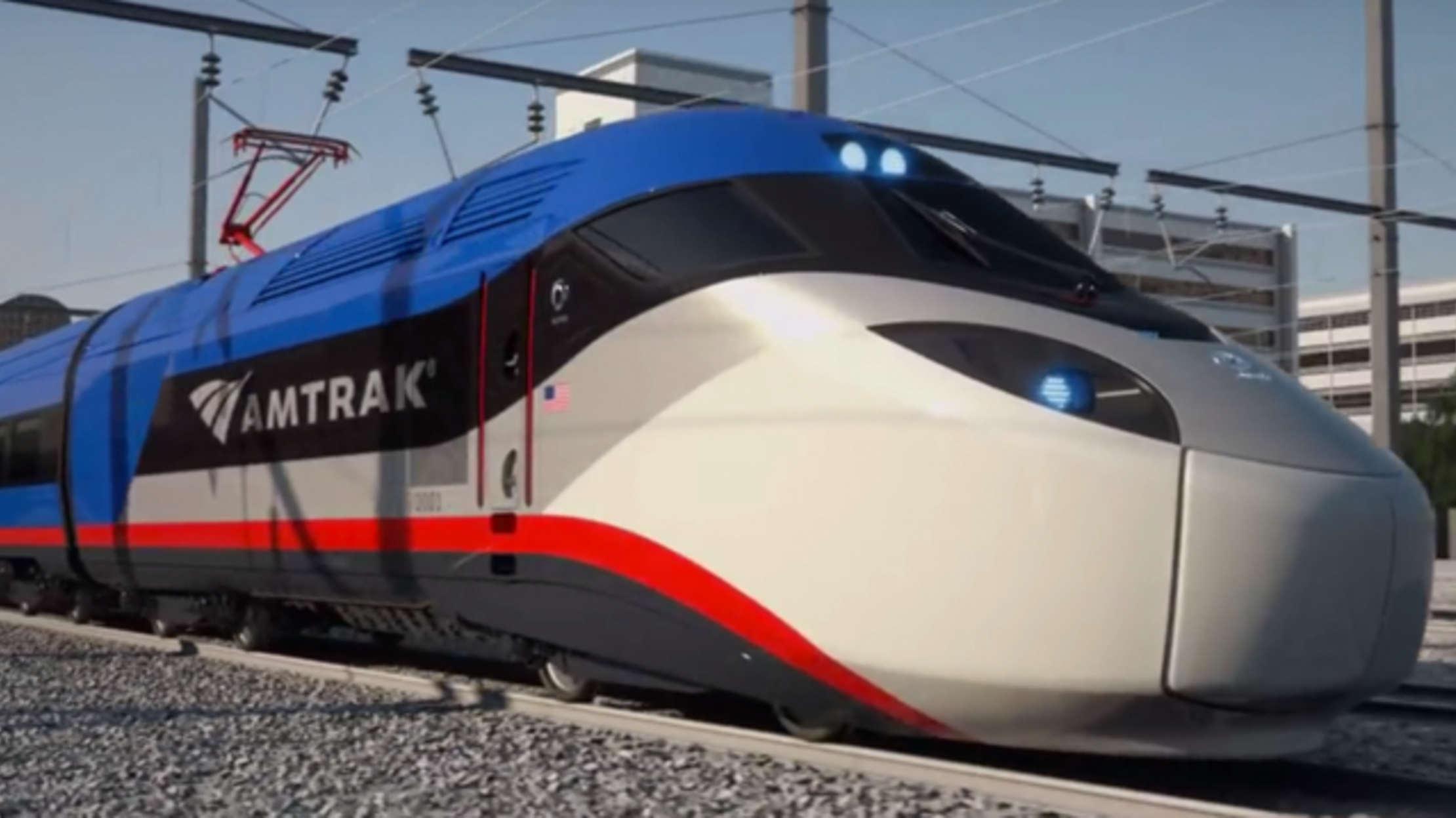 Amtrak Will Introduce New High-Speed Trains in 2021