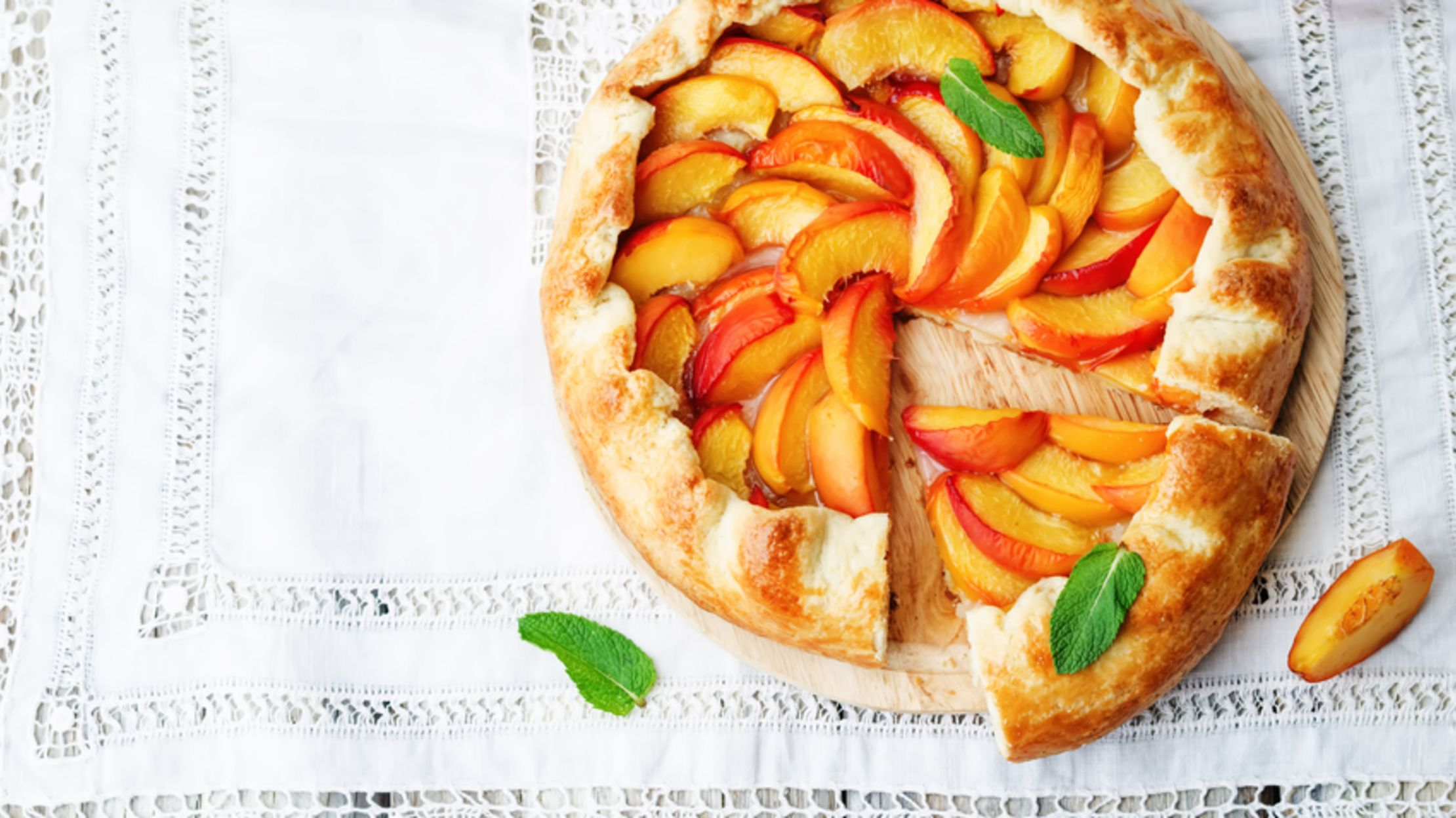 15 Must Try Peach Dishes From Around The Country Mental Floss