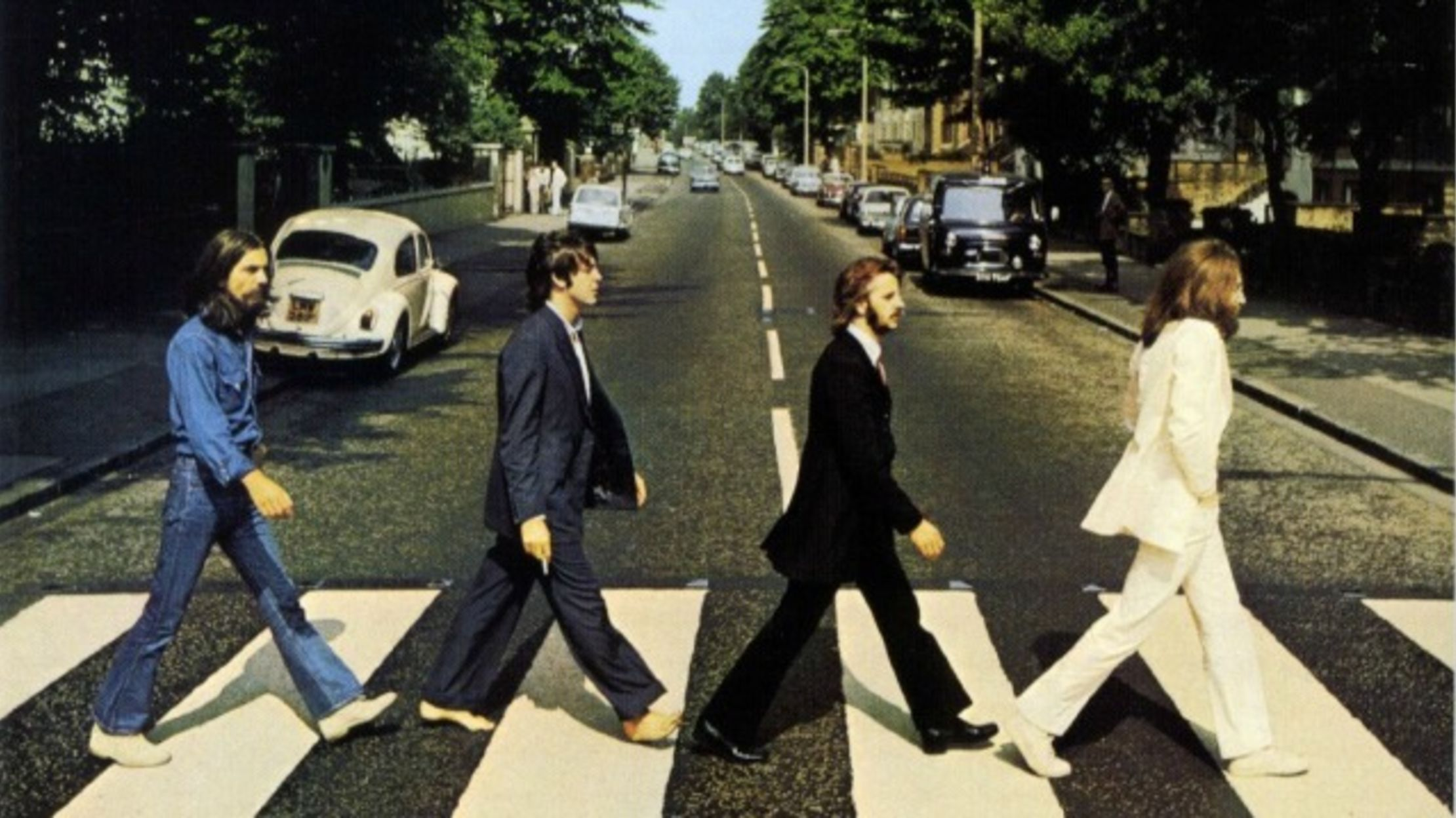 Why was paul mccartney barefoot on the cover of abbey road