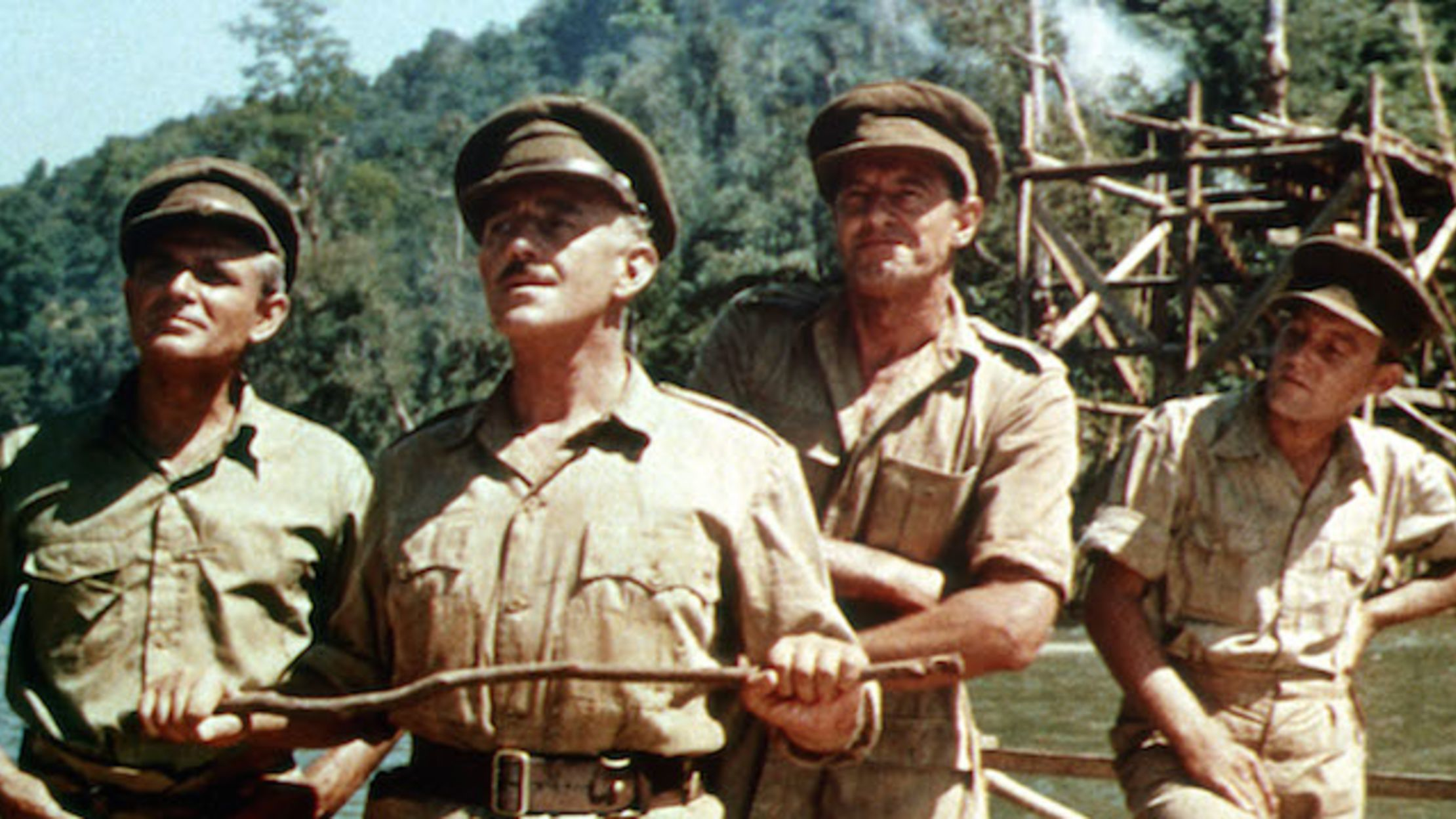 where was bridge over the river kwai filmed