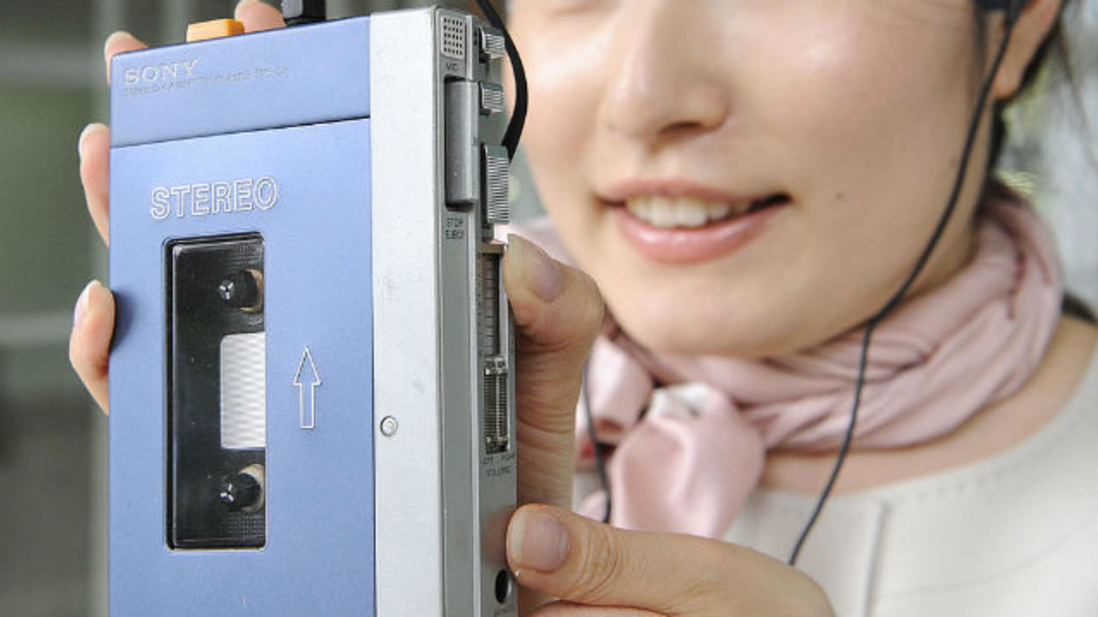 10 Portable Facts About the Walkman | Mental Floss