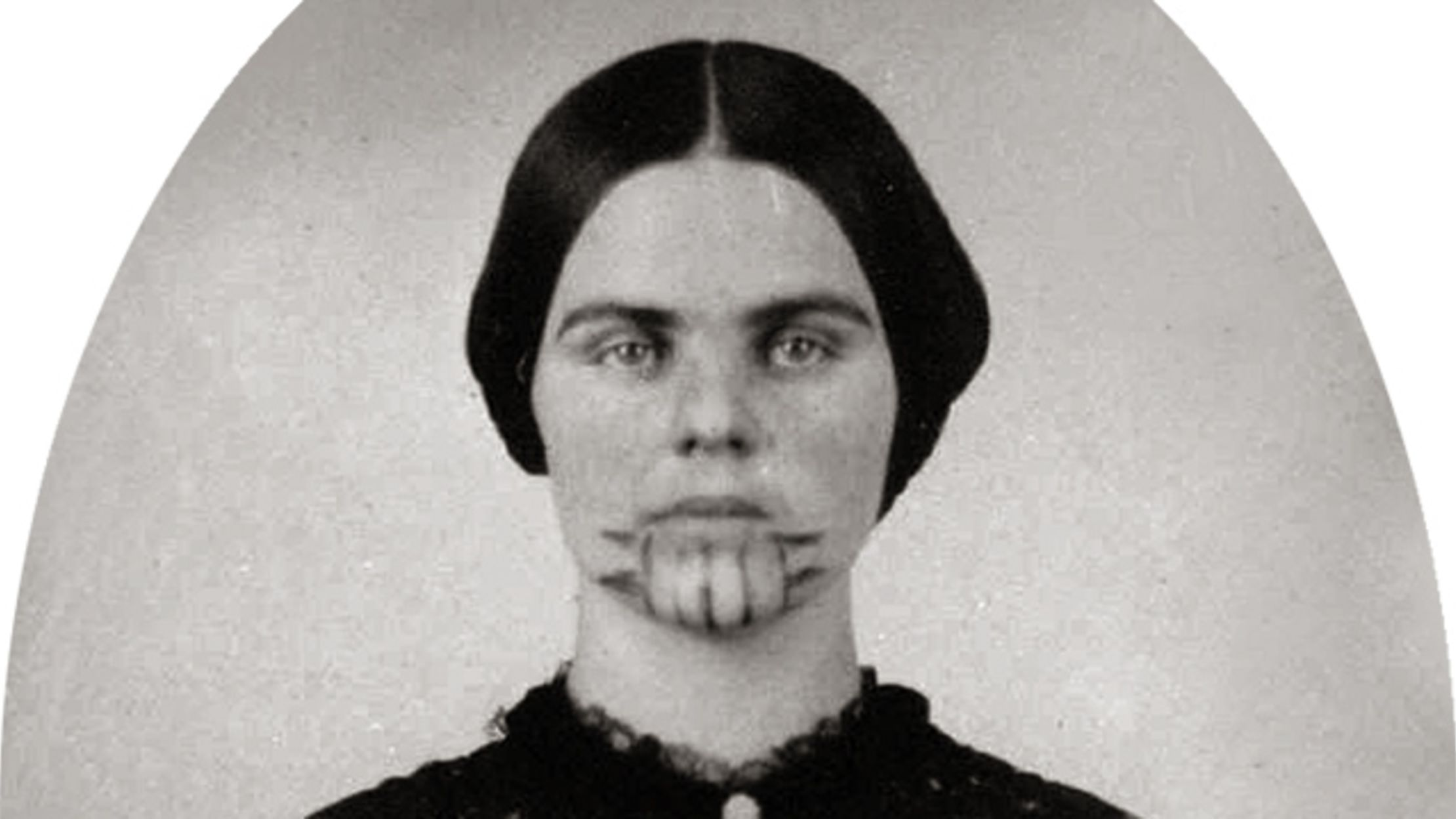 Olive Oatman, the Pioneer Girl Abducted by Native Americans Who