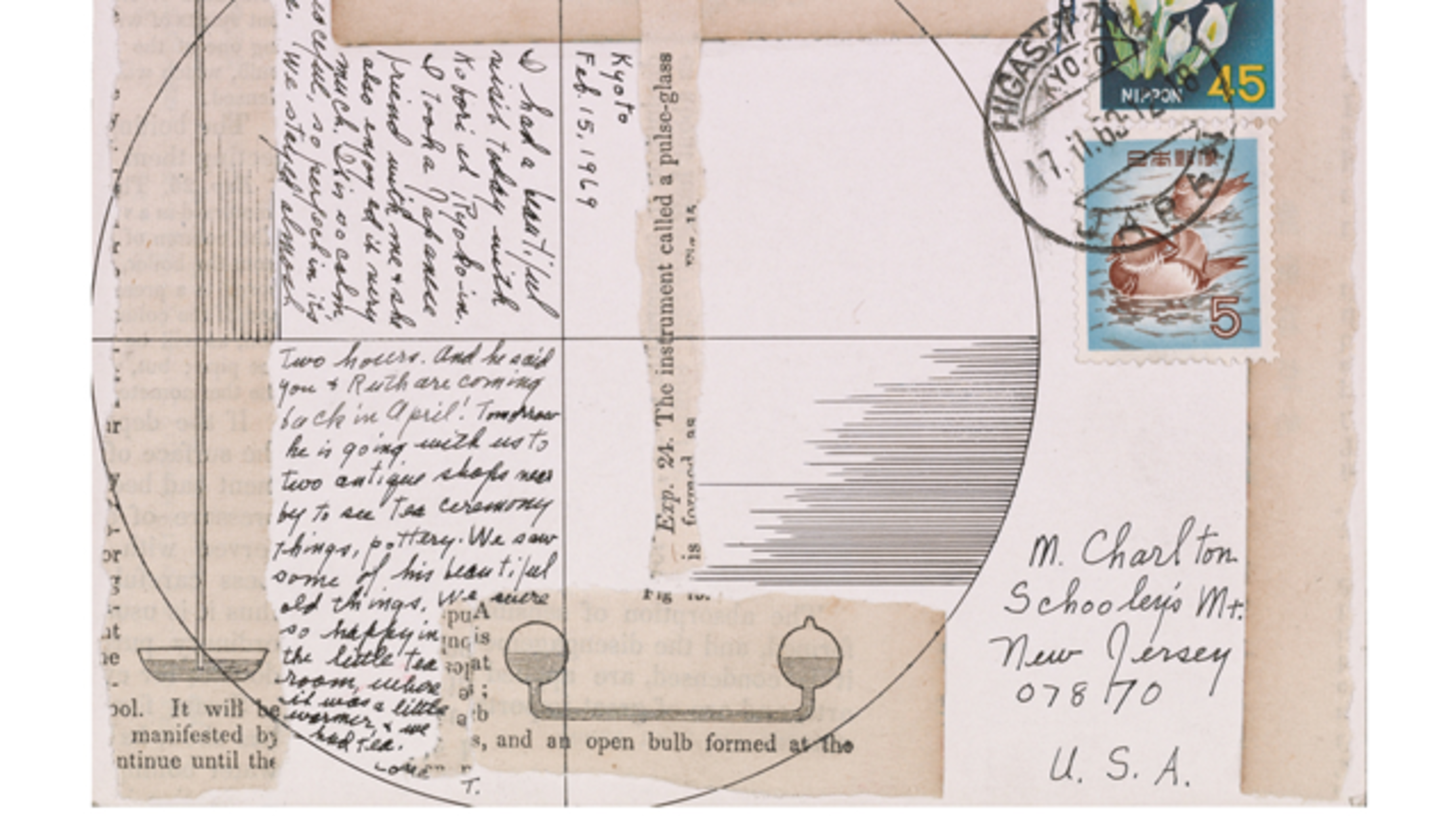 15 Handwritten Letters From Famous Artists Mental Floss