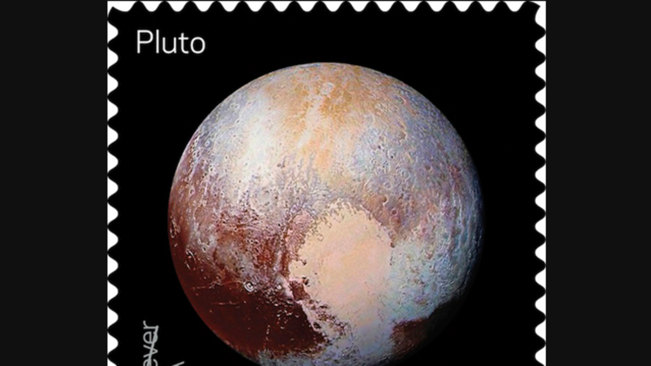 Postal Service Celebrates New Horizons Mission With Brand New Pluto Stamps Mental Floss