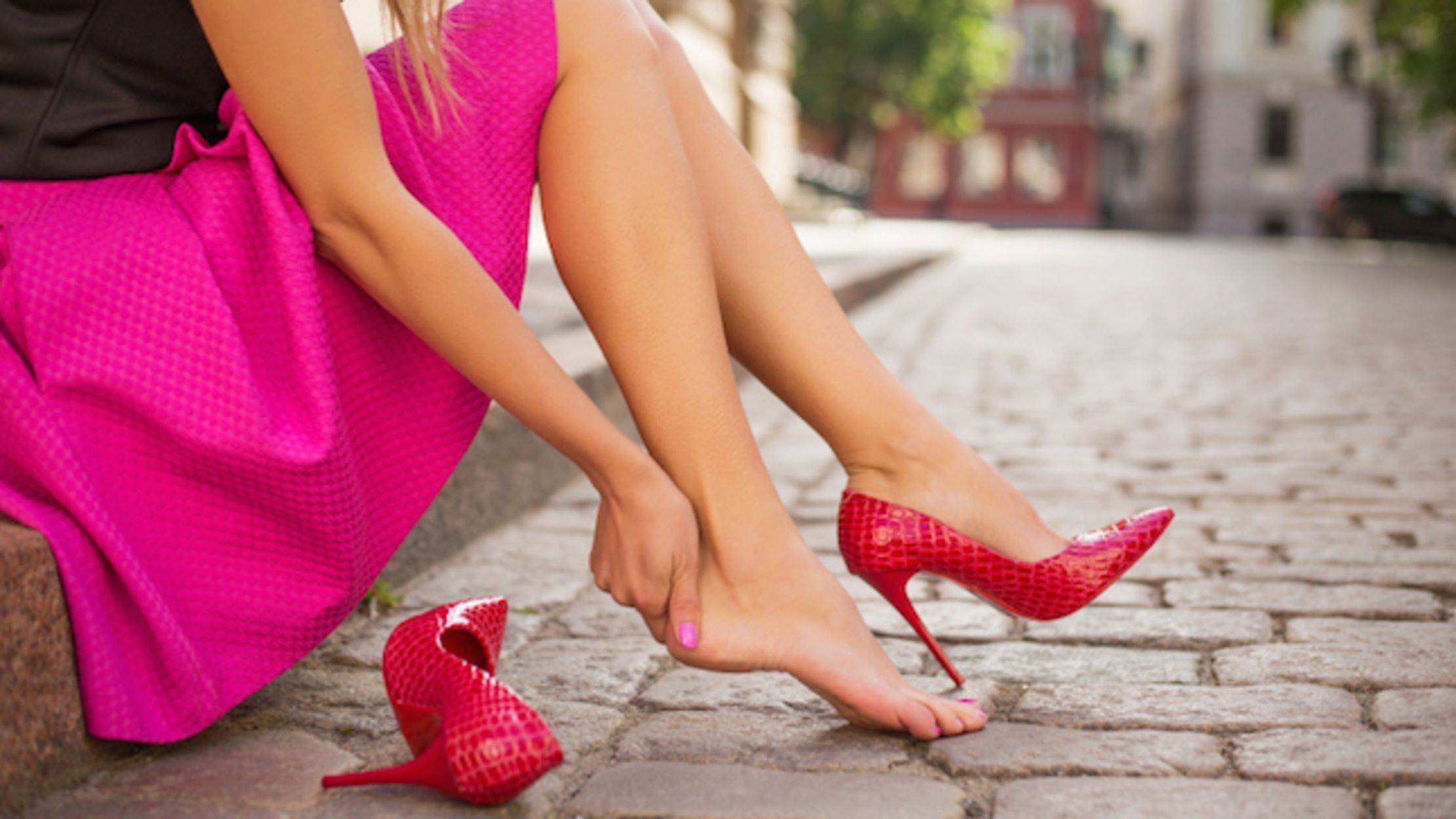 cf245766463 6 Tips for Wearing High Heels Without Wrecking Your Feet | Mental Floss