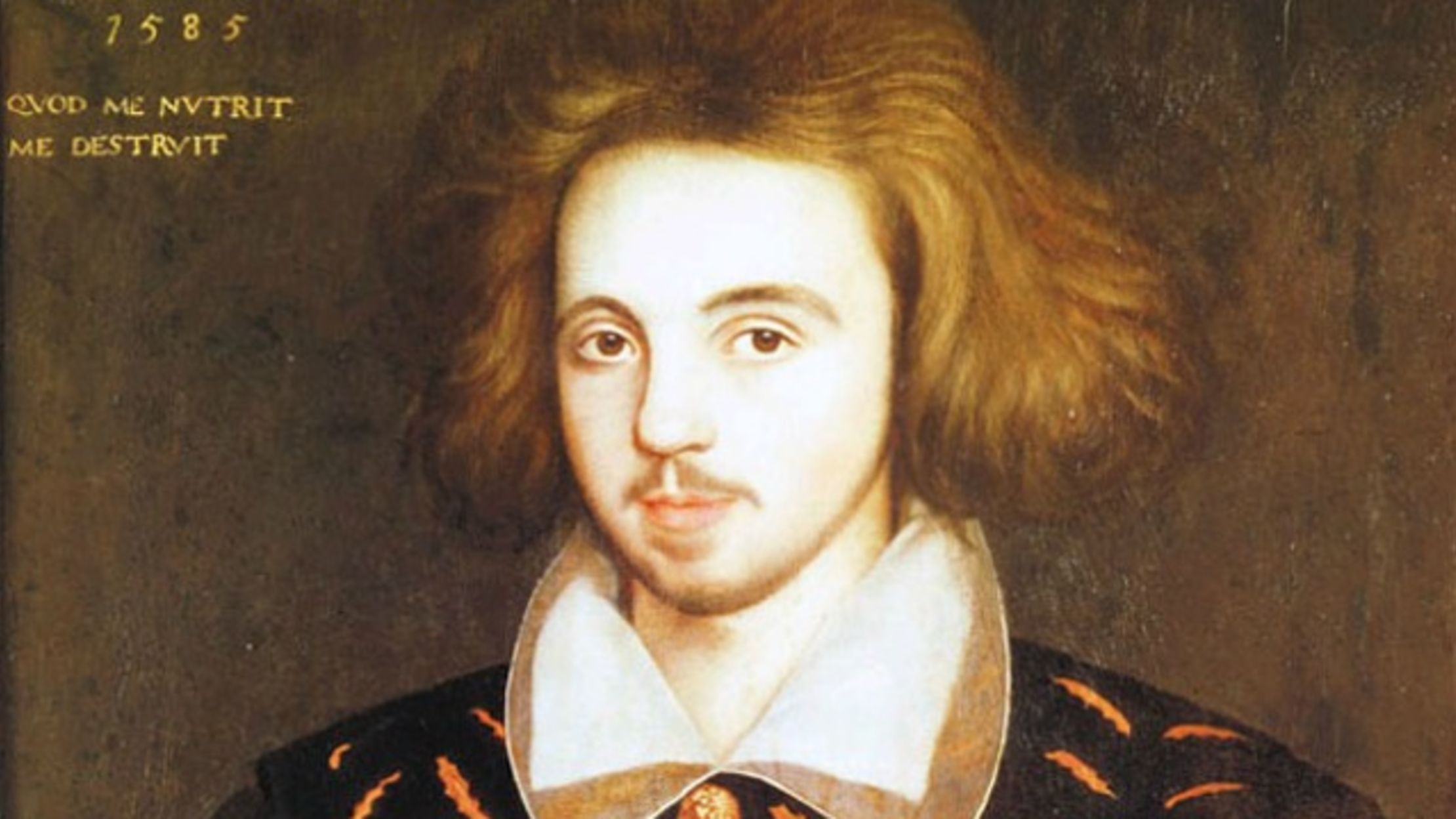 Christopher marlowe research paper