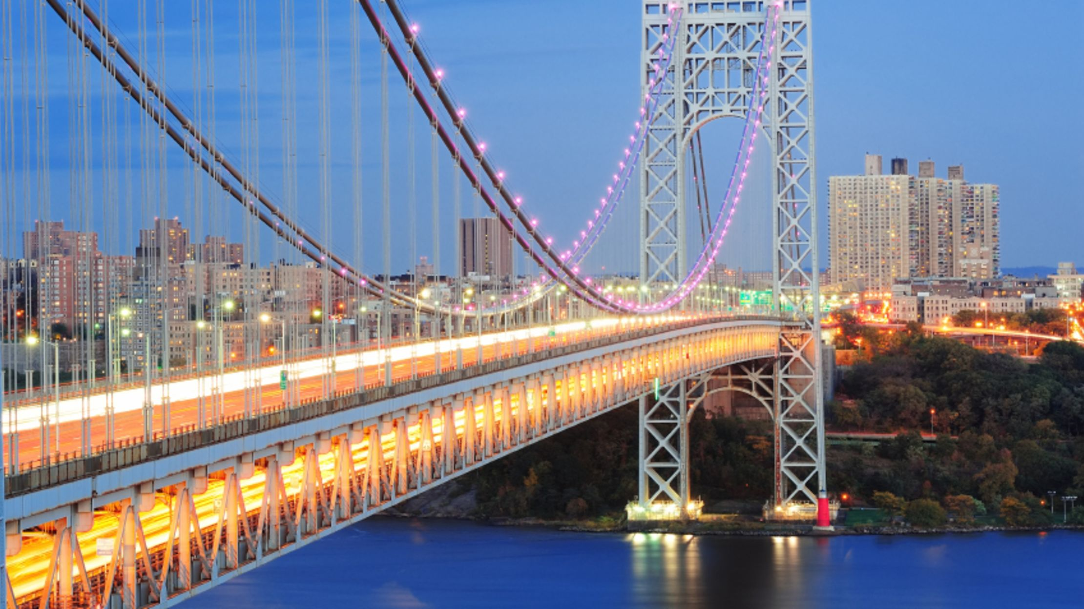 12 Long-Spanning Facts About the George Washington Bridge | Mental ...