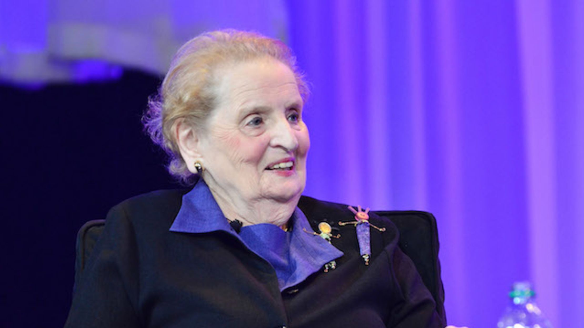 15 Things You Didn't Know About Madeleine Albright | Mental Floss