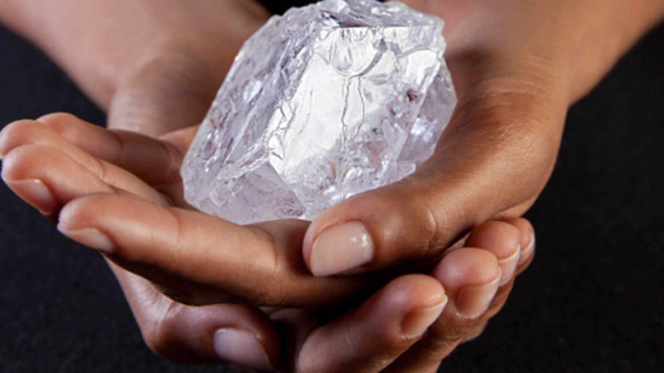 Tennis Ball-Sized Diamond Expected to Fetch More Than $70 Million at Auction