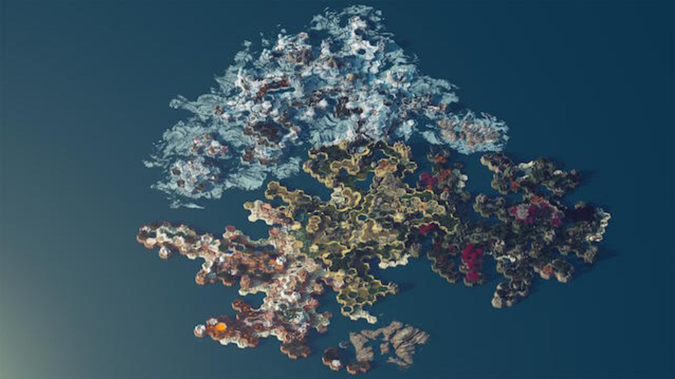 It Took 400 Hours to Create This Massive 'Minecraft' Map | Mental Floss