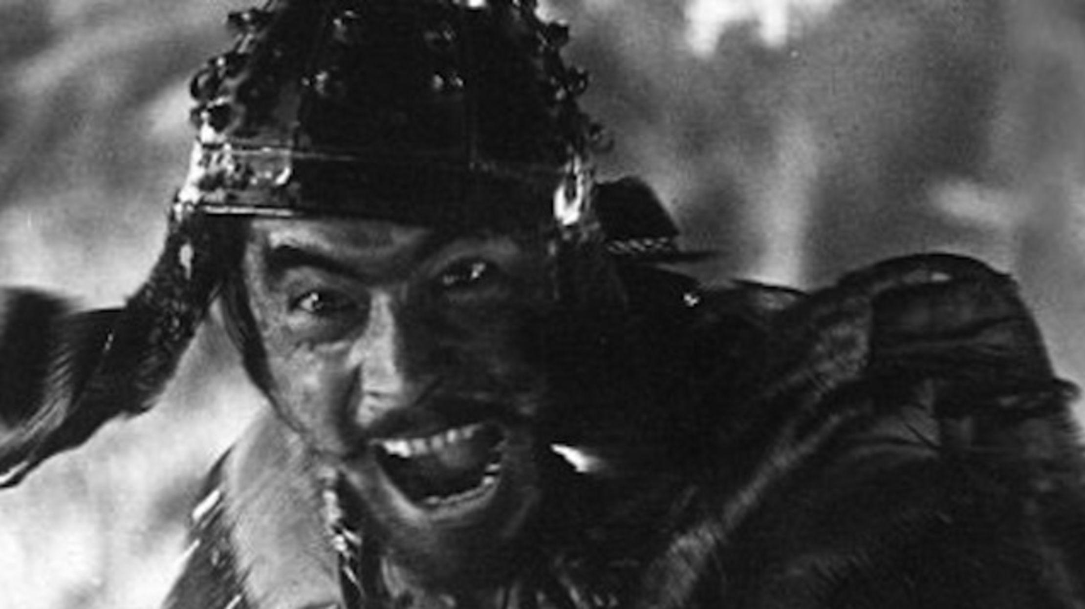16 Epic Facts About Seven Samurai Mental Floss