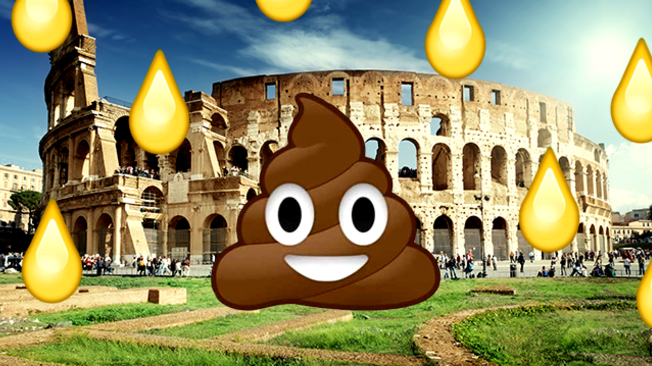 6 Practical Ways Romans Used Human Urine and Feces in Daily Life
