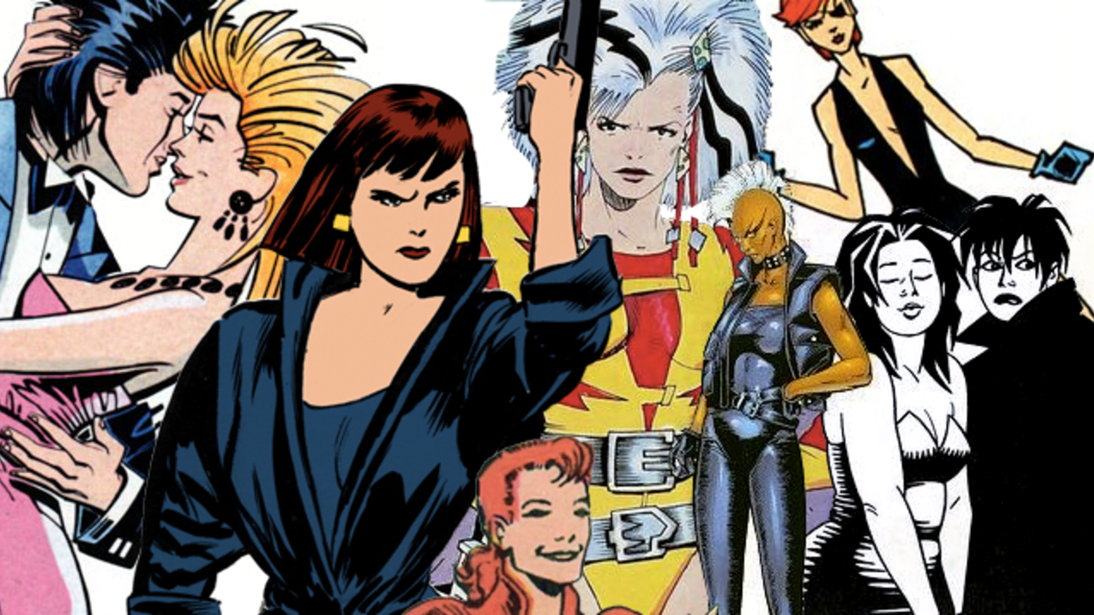 12 Comic Book Fashion Icons of the 1980s | Mental Floss