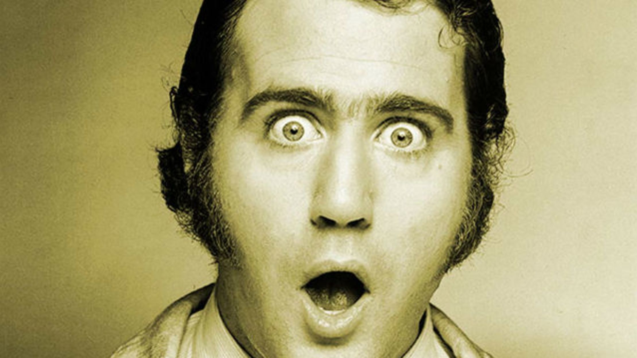 When Andy Kaufman Lost It on Live Television | Mental Floss