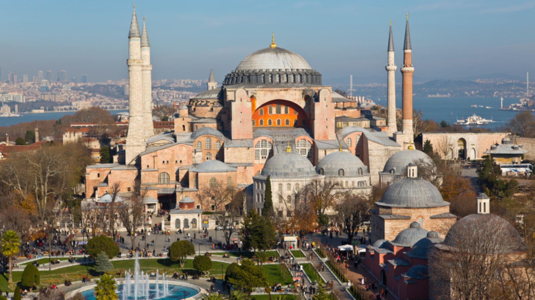 13 Sage Facts About The Hagia Sophia Mental Floss