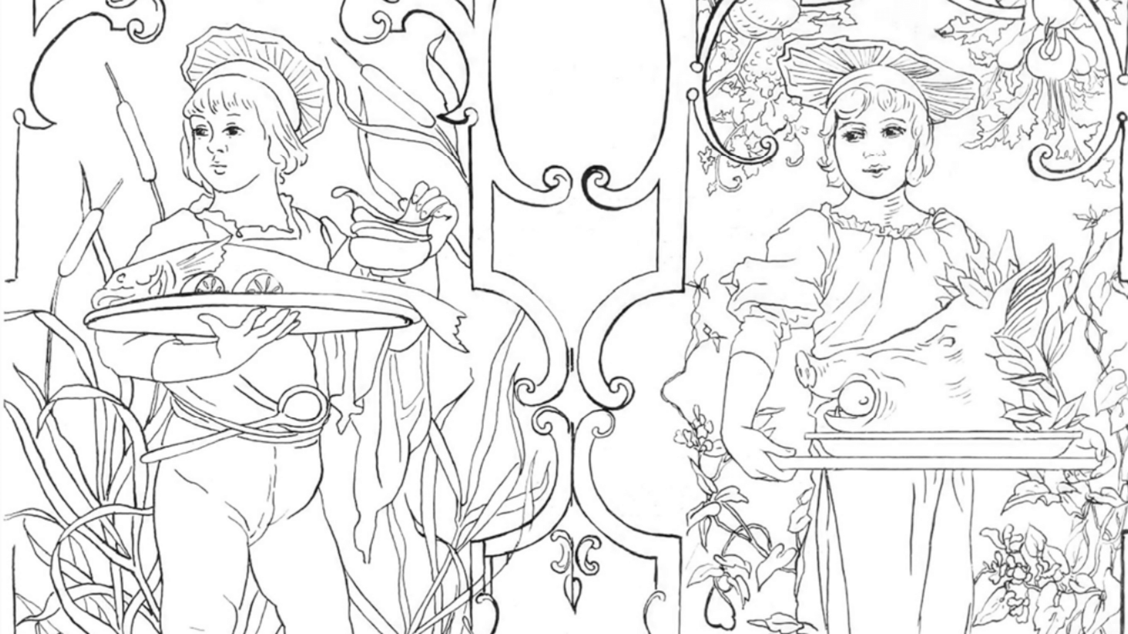 Repaint the Smithsonian Collection With This Coloring Book