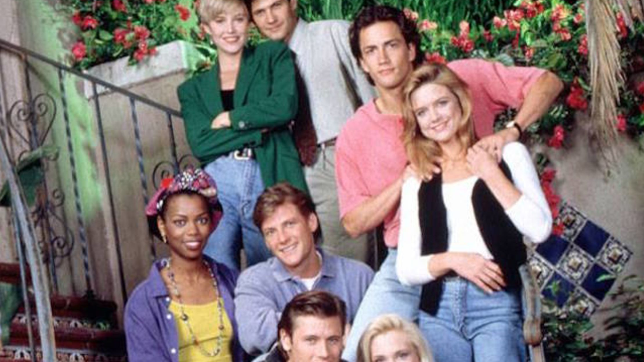 Amy Locane Melrose Place Pictures 15 explosive facts about 'melrose place' | mental floss