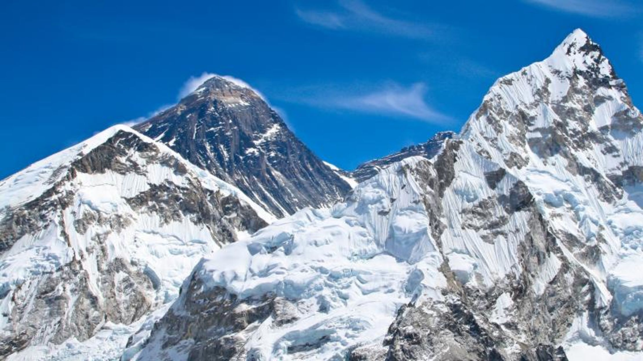 Nobody Reached the Top of Mount Everest in 2015