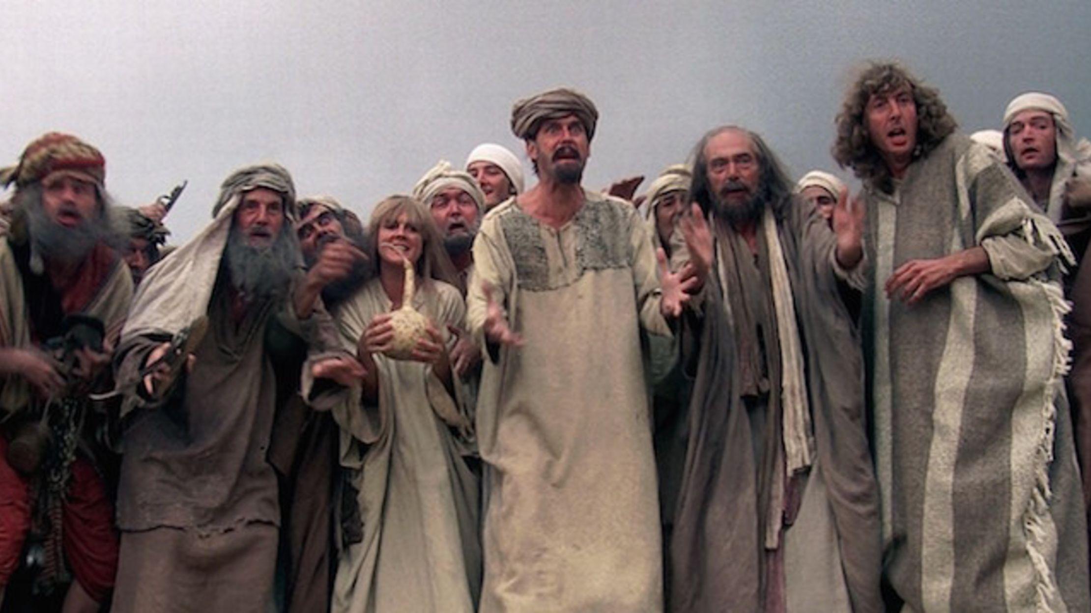 Monty Python's Life of Brian (1979) – Comedy