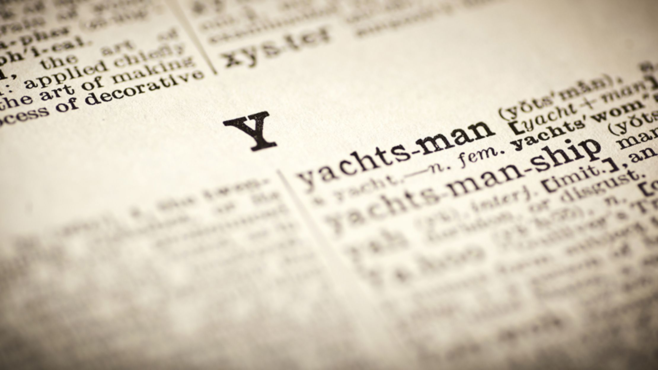 40 Useful Y-Words To Add To Your Vocabulary | Mental Floss