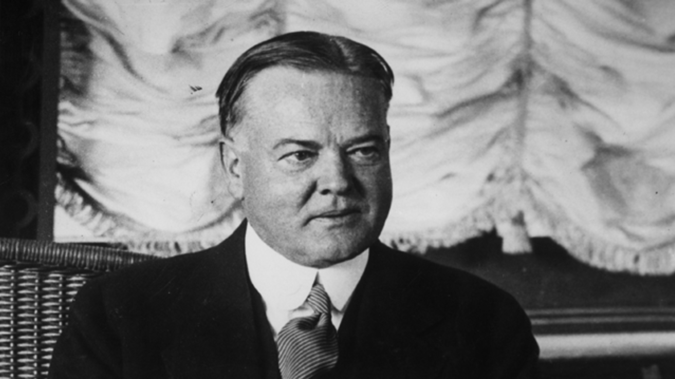 7 Presidential Facts about Herbert Hoover | Mental Floss