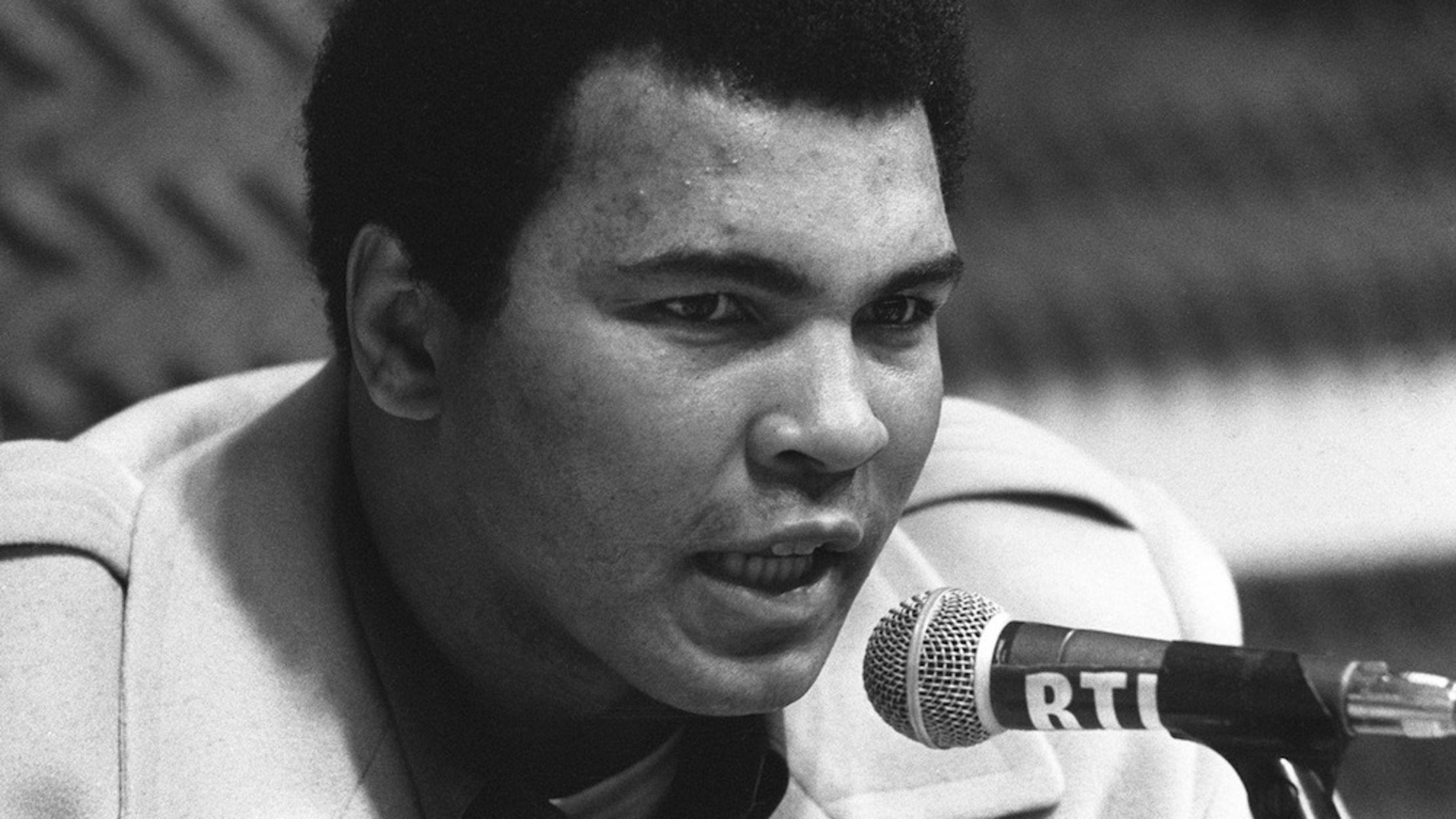 Muhammad Ali's Strangest Fight