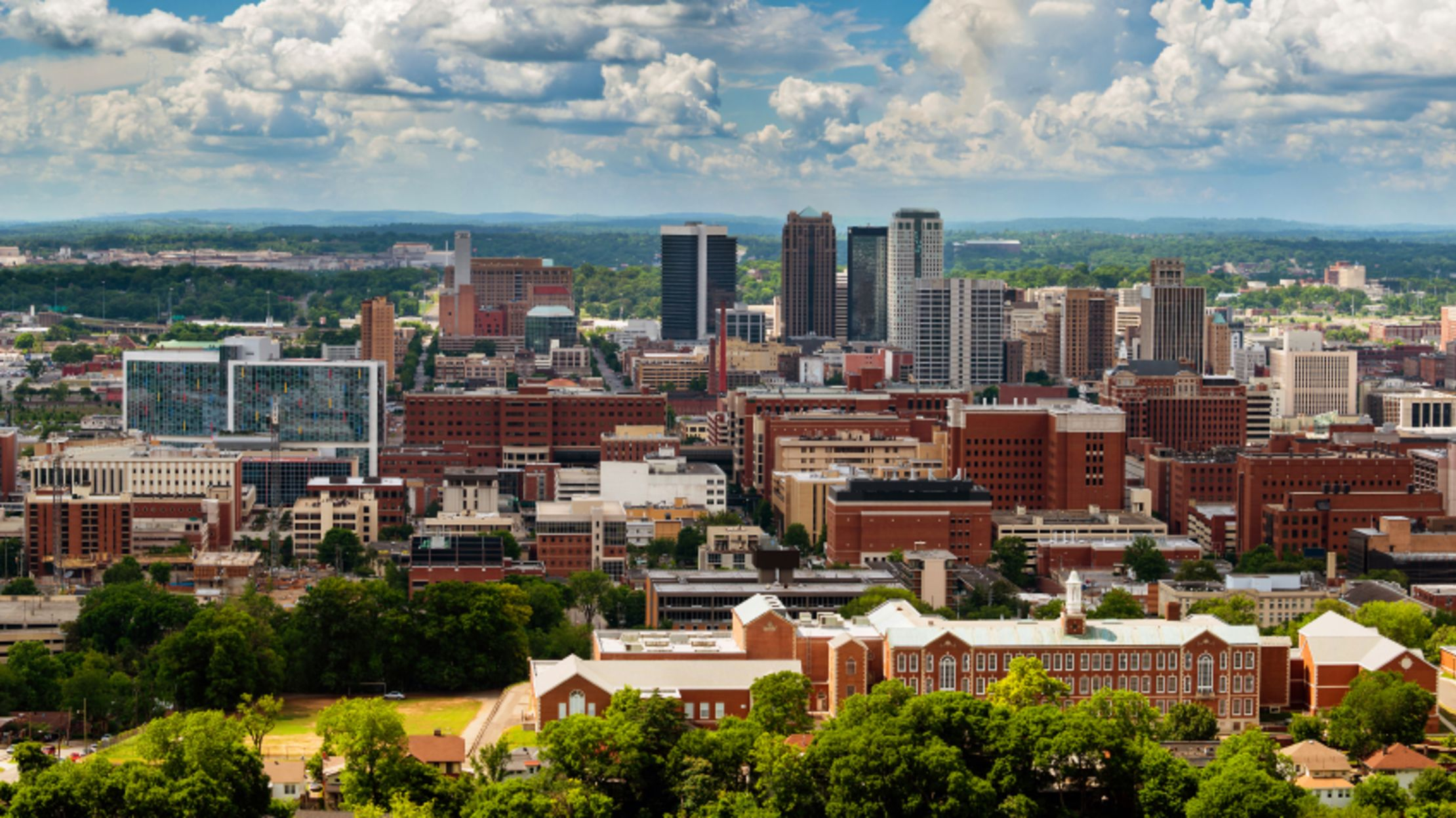 25 Things You Should Know About Birmingham, Alabama | Mental Floss