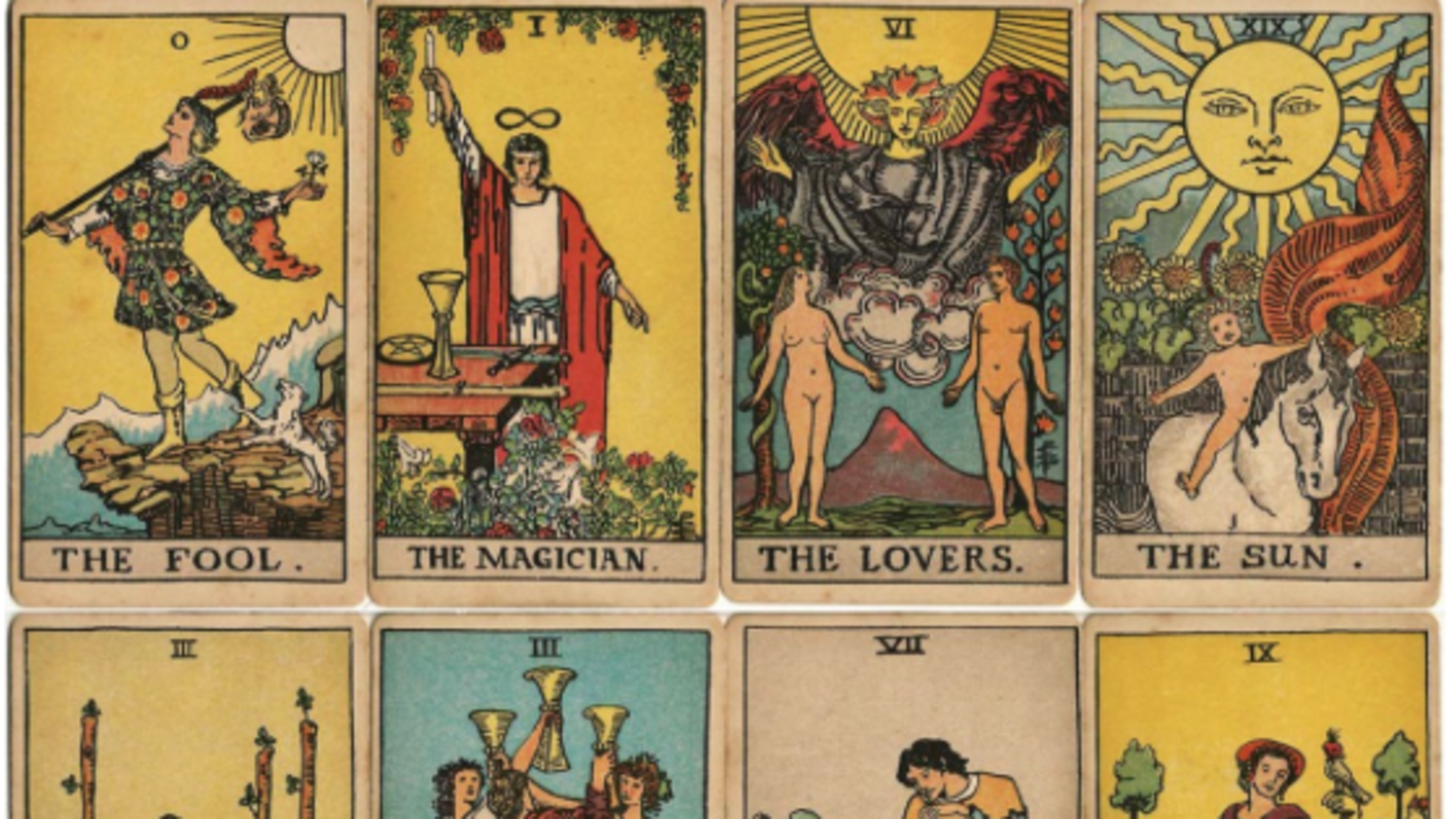 Tarot Mythology The Surprising Origins of the World's Most ...