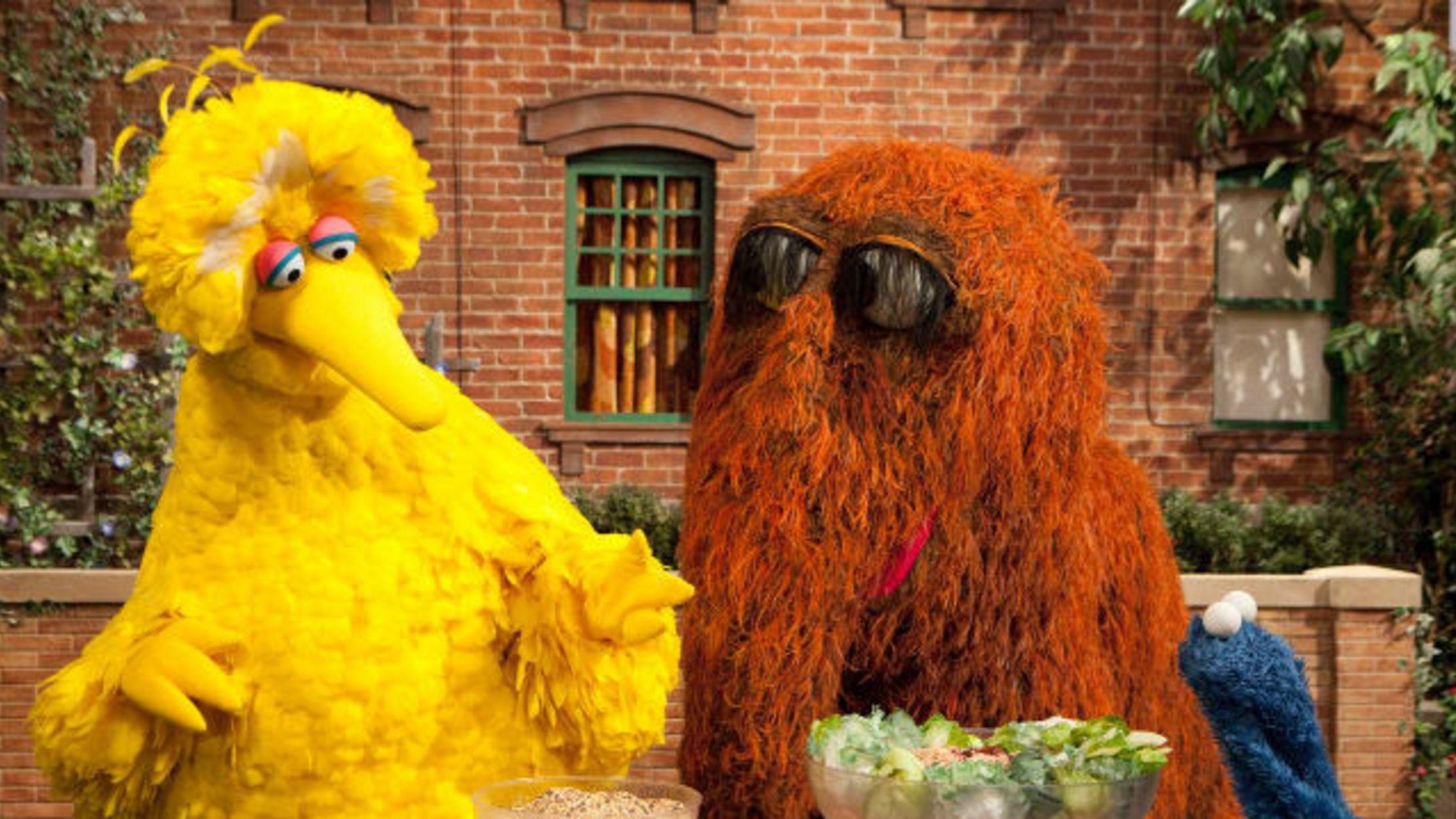 Oral History: In 1985 Snuffy Shocked <em>Sesame Street</em>