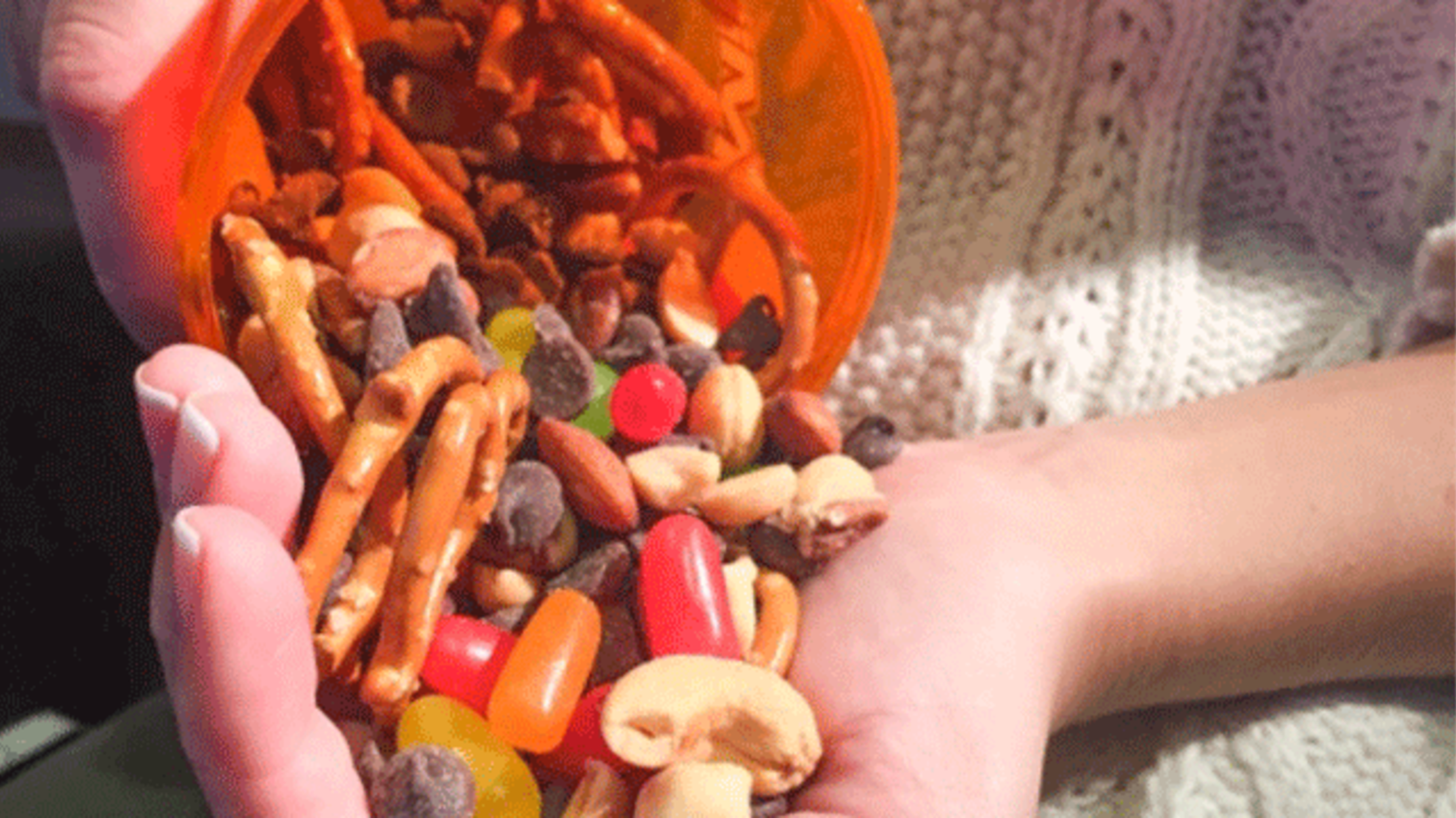 5 Recipes to Make With Your Extra Halloween Candy