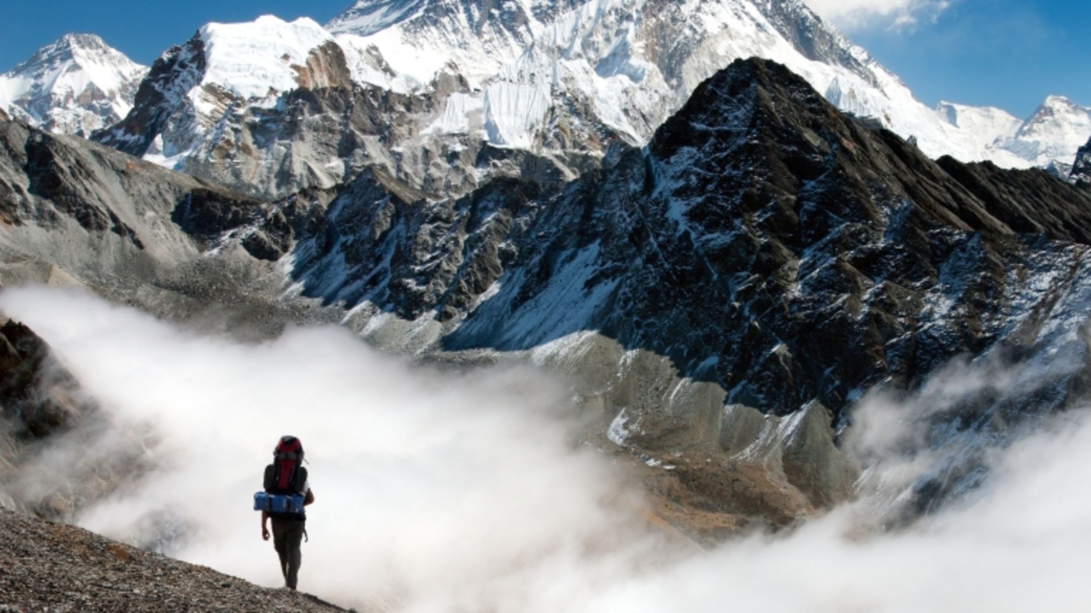 16 Towering Facts About Mount Everest | Mental Floss