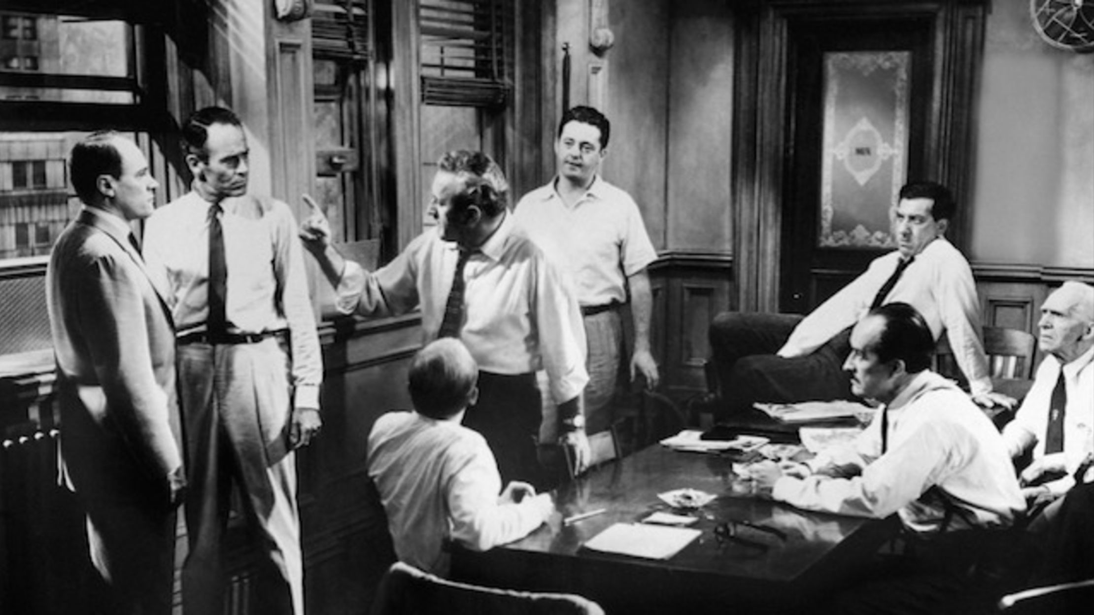 10 Deliberate Facts About '12 Angry Men' | Mental Floss