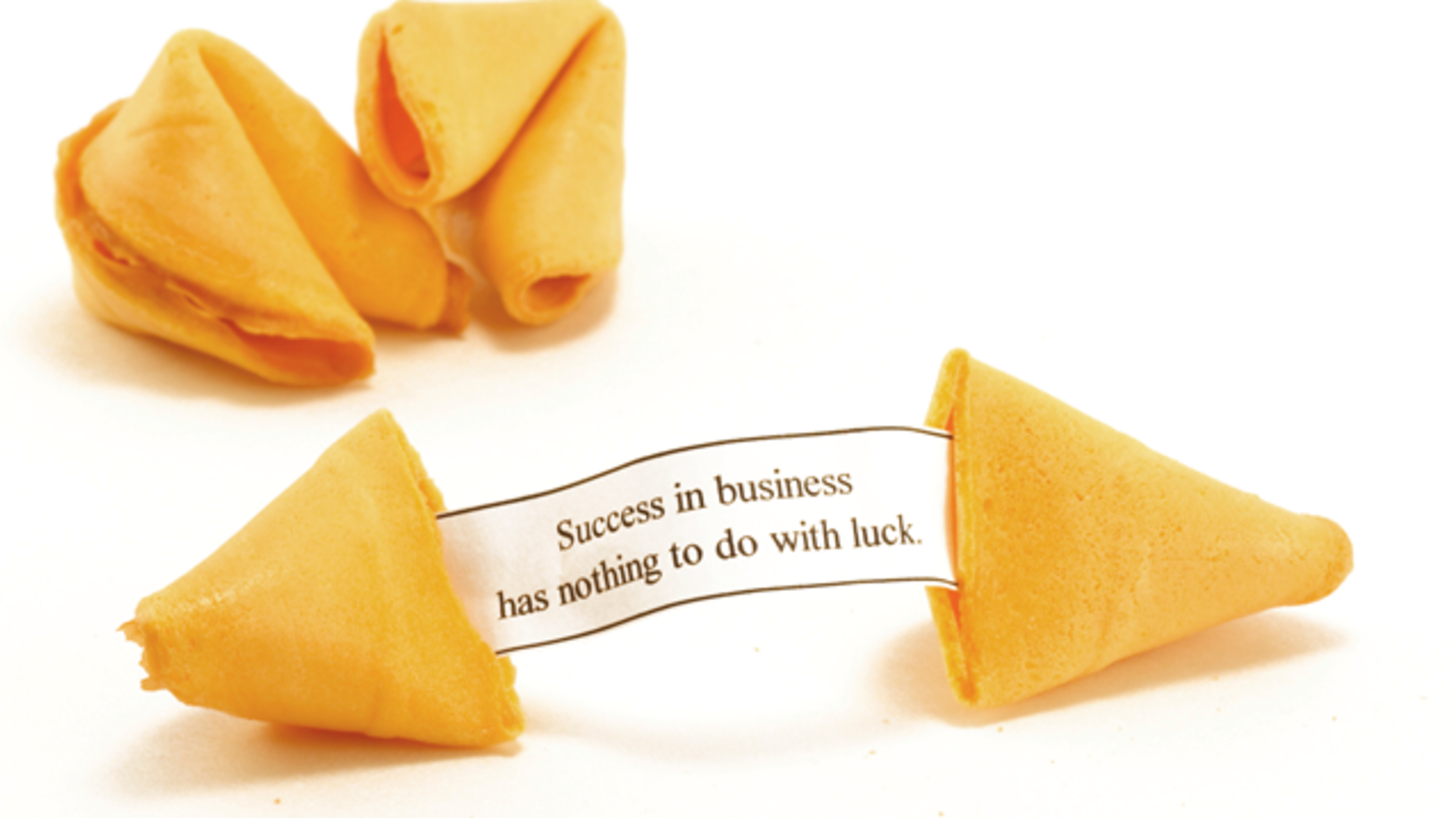 Discover the Origins of Fortune Cookies
