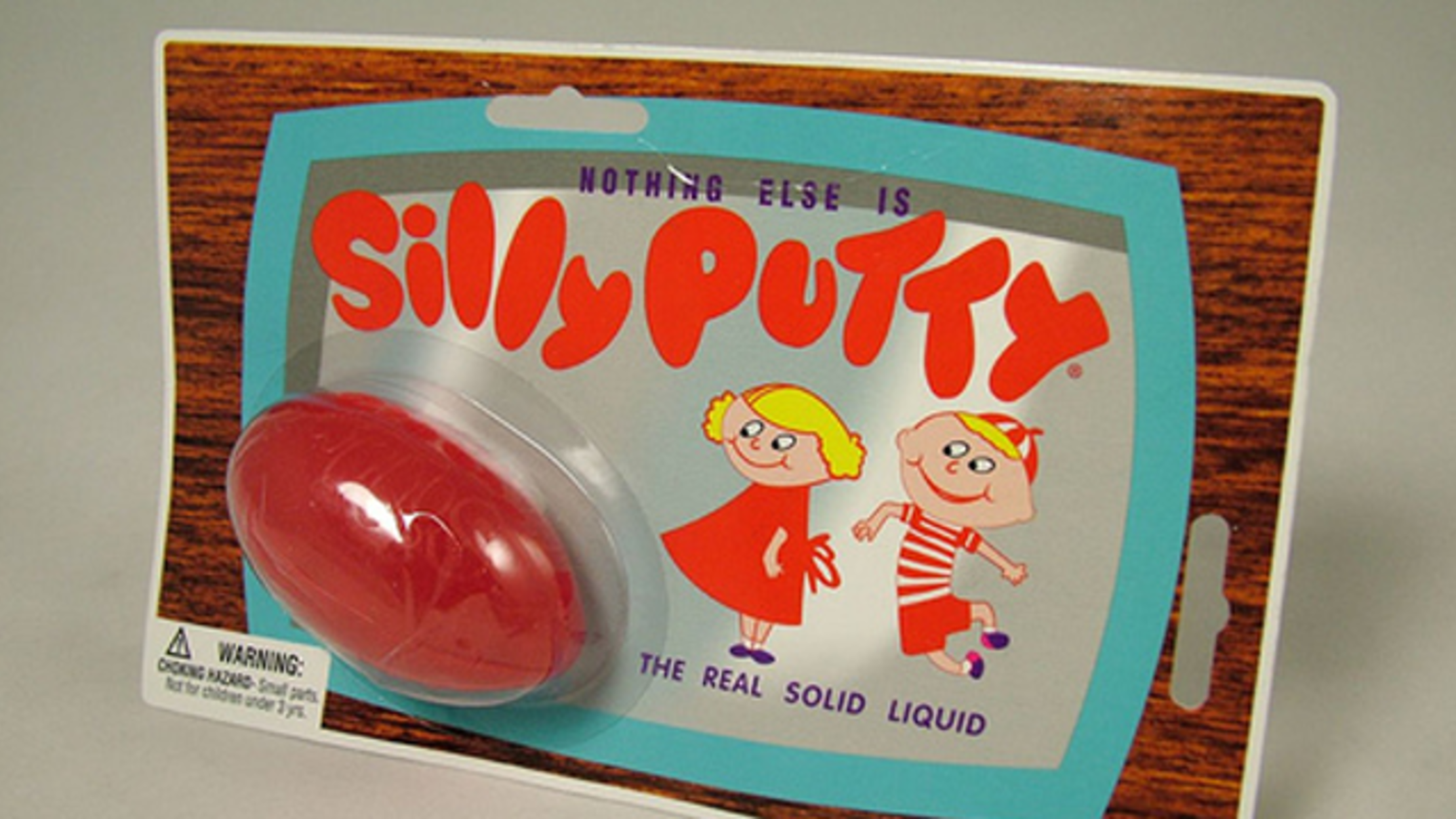 New Silly Putty Glow In The Dark Lot of 4 colors