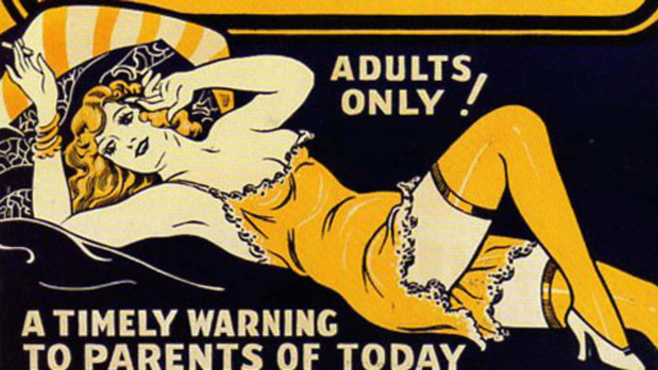 American Taboo Movie the scandalous history of sex-ed movies | mental floss