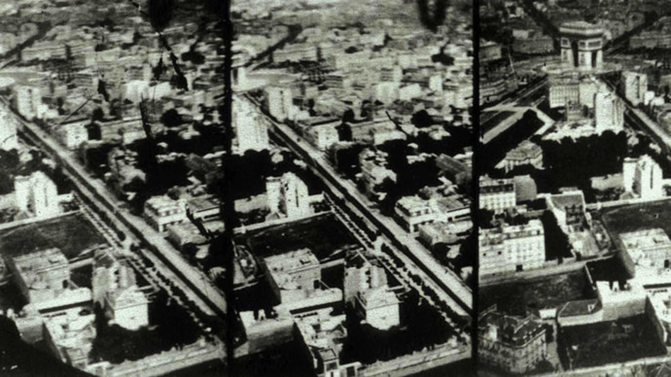How an Eccentric French Balloonist Invented Aerial Photography