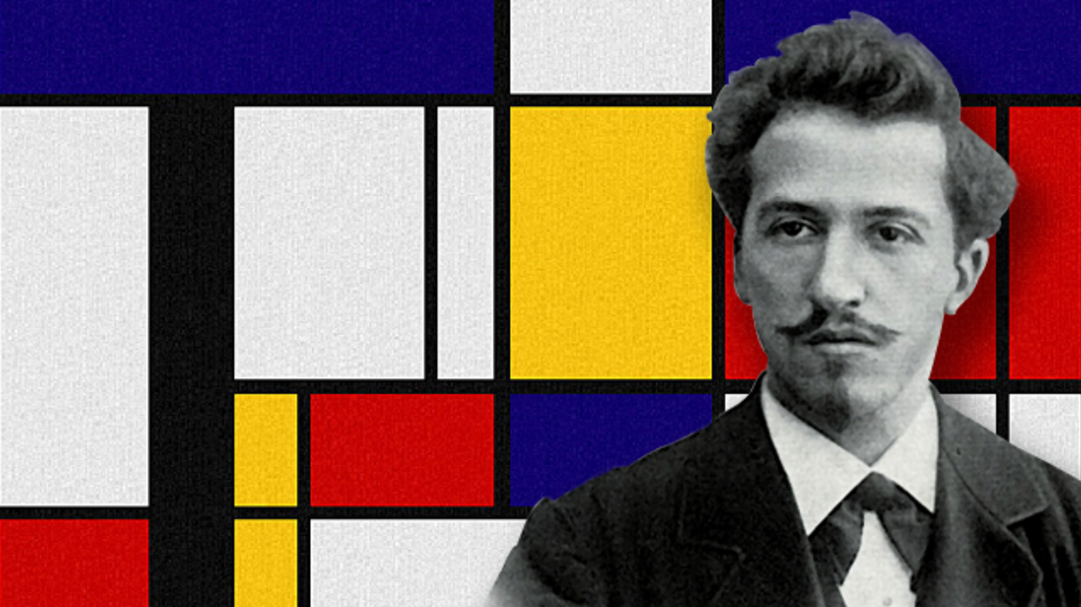 15 Things You Should Know About Piet Mondrian | Mental Floss