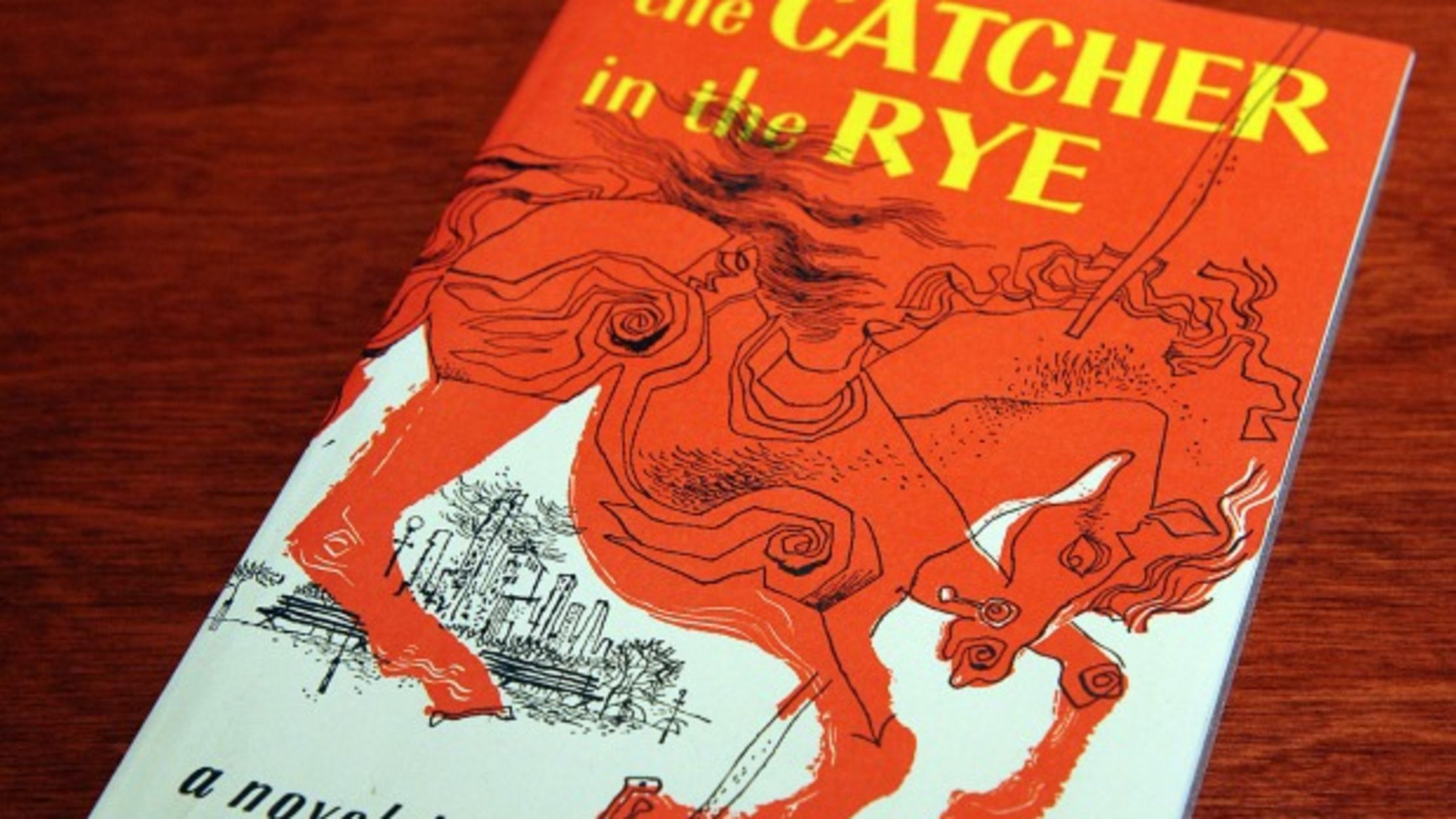 Will There Ever Be a 'Catcher in the Rye' Movie?   Mental Floss