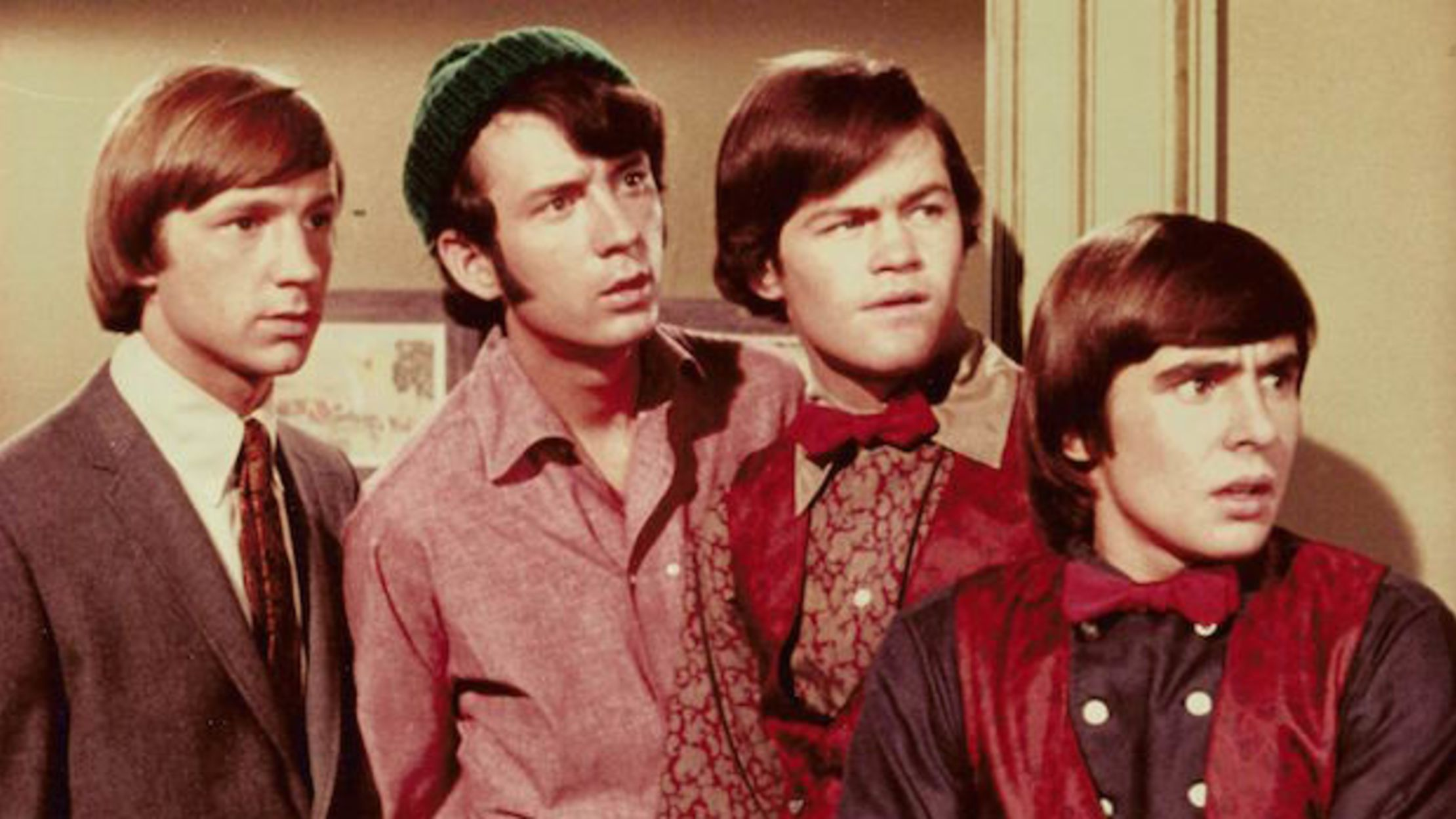 8 x 10 All Wood Framed Photo The/_Monkees