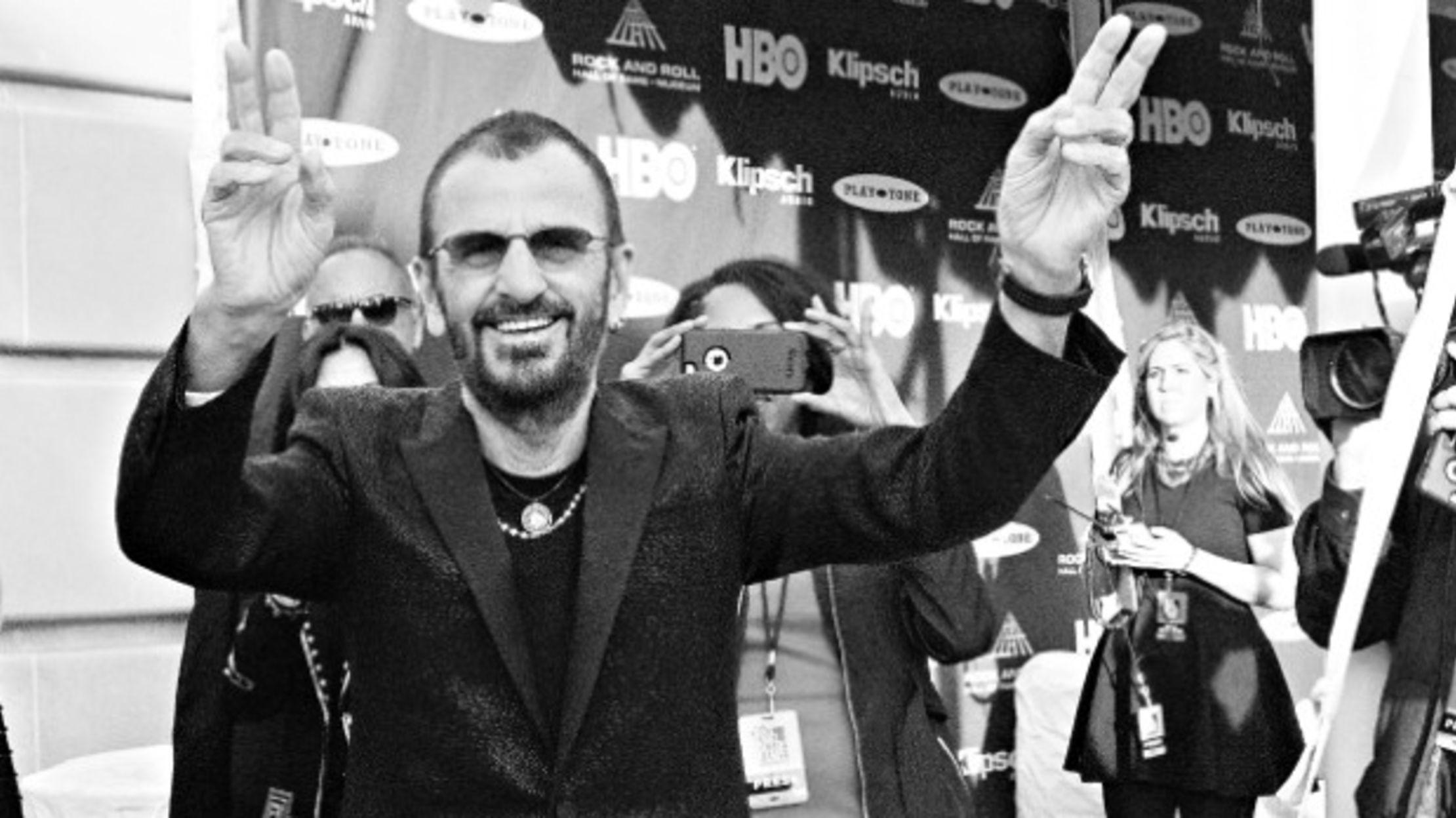 Ringo Ringo Starr