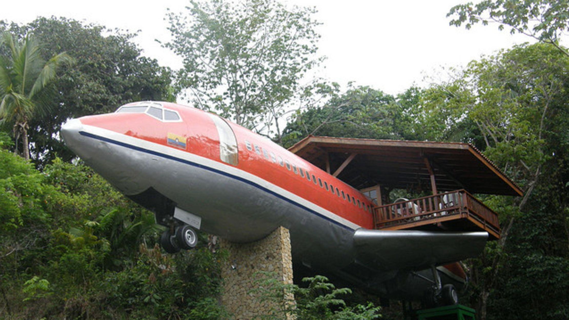 Original Boeing 727 prepares for its final takeoff