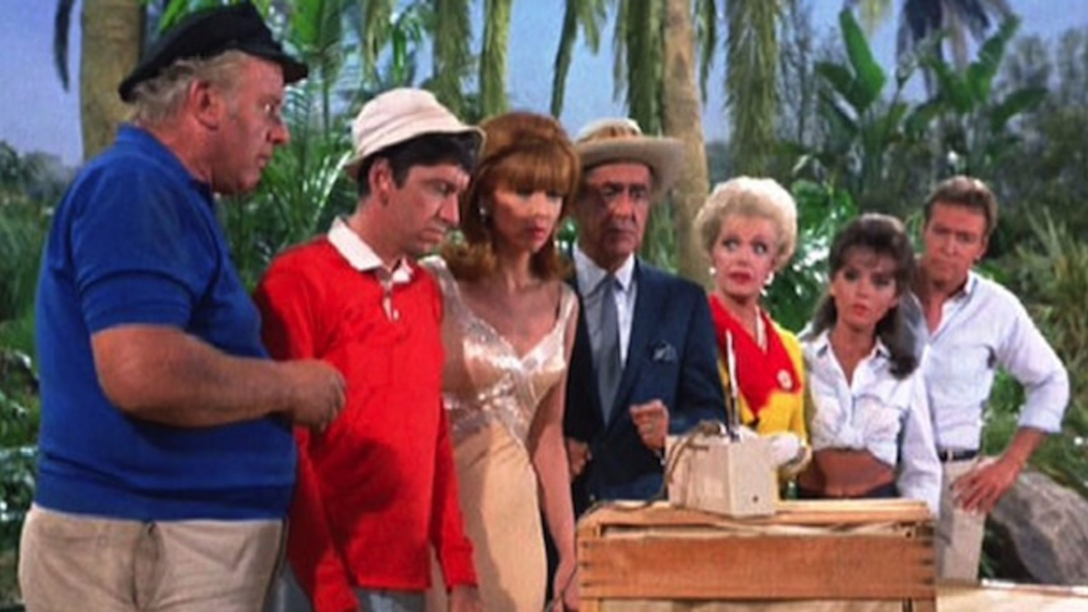 15 Fateful Facts About 'Gilligan's Island' | Mental Floss