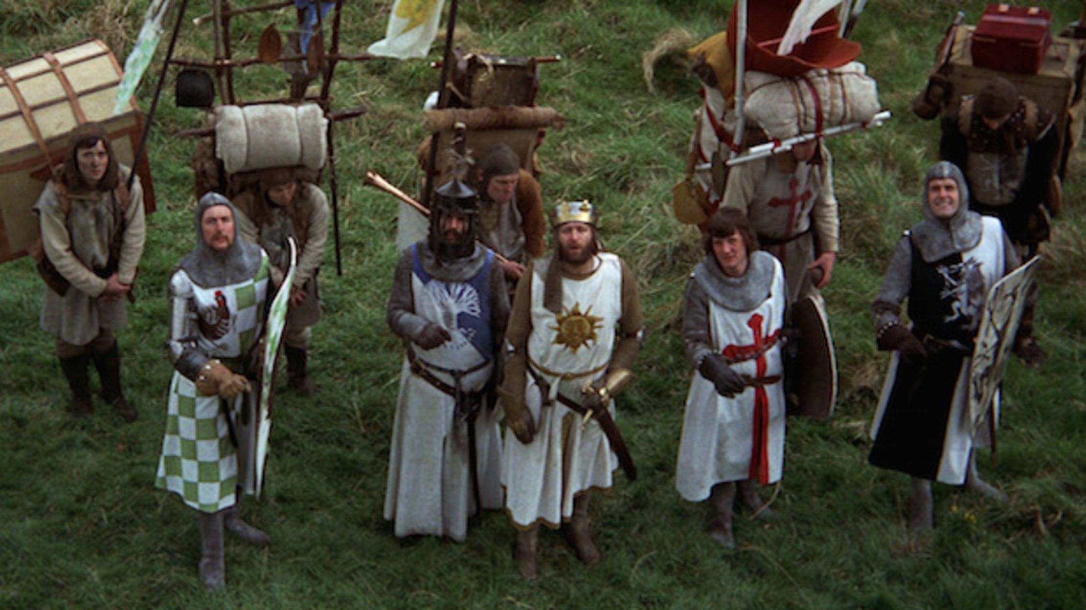 Image result for Monty Python and the Holy Grail movie