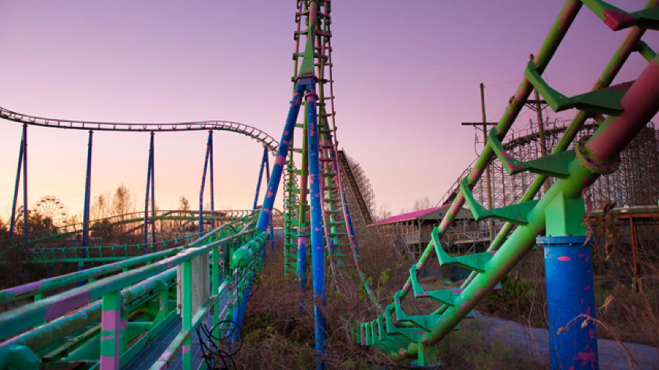 Hauntingly Beautiful Photos Of 10 Abandoned Amusement Parks Mental Floss