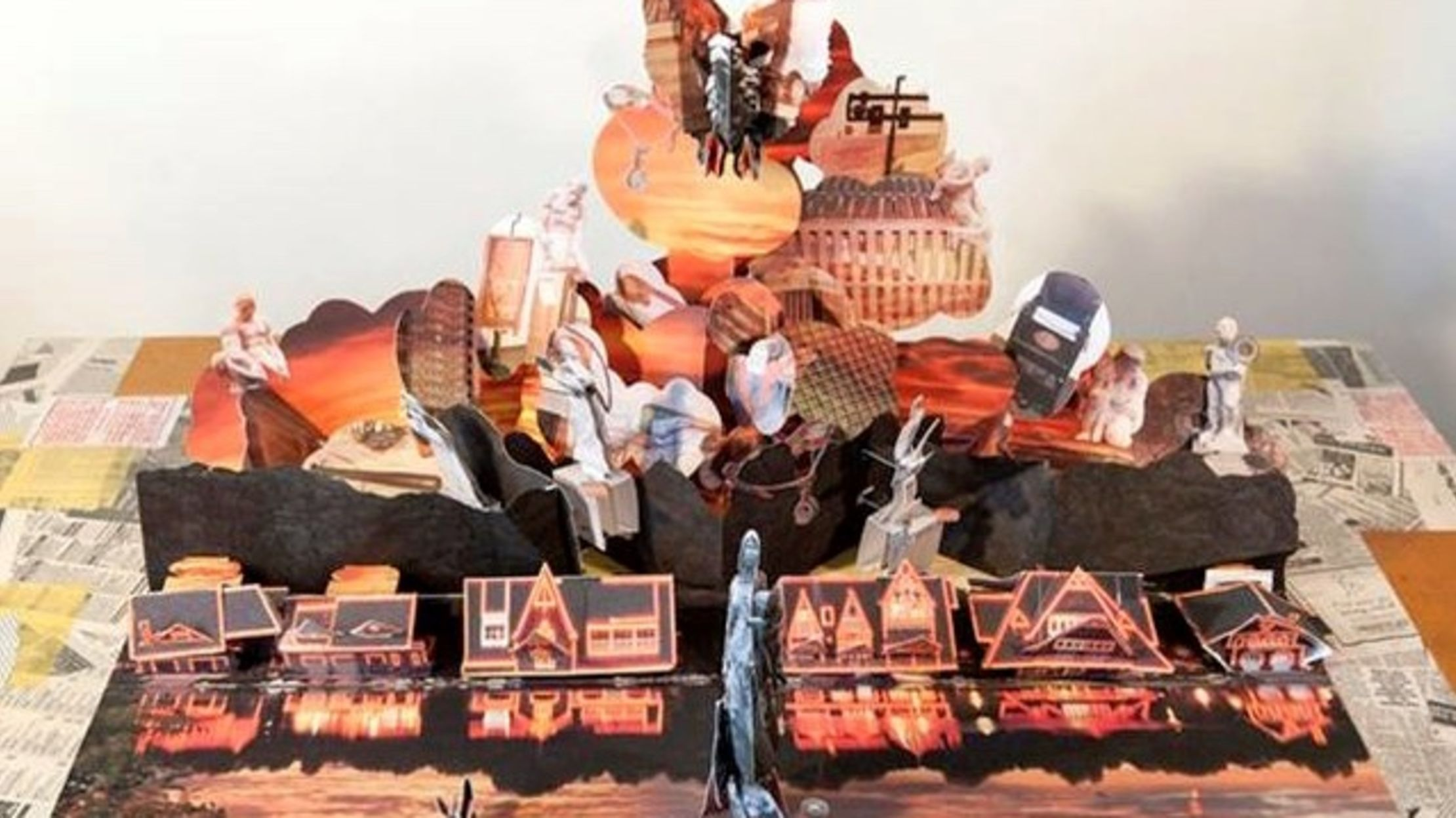 10 Pop Up Books That Are Works of Art   Mental Floss