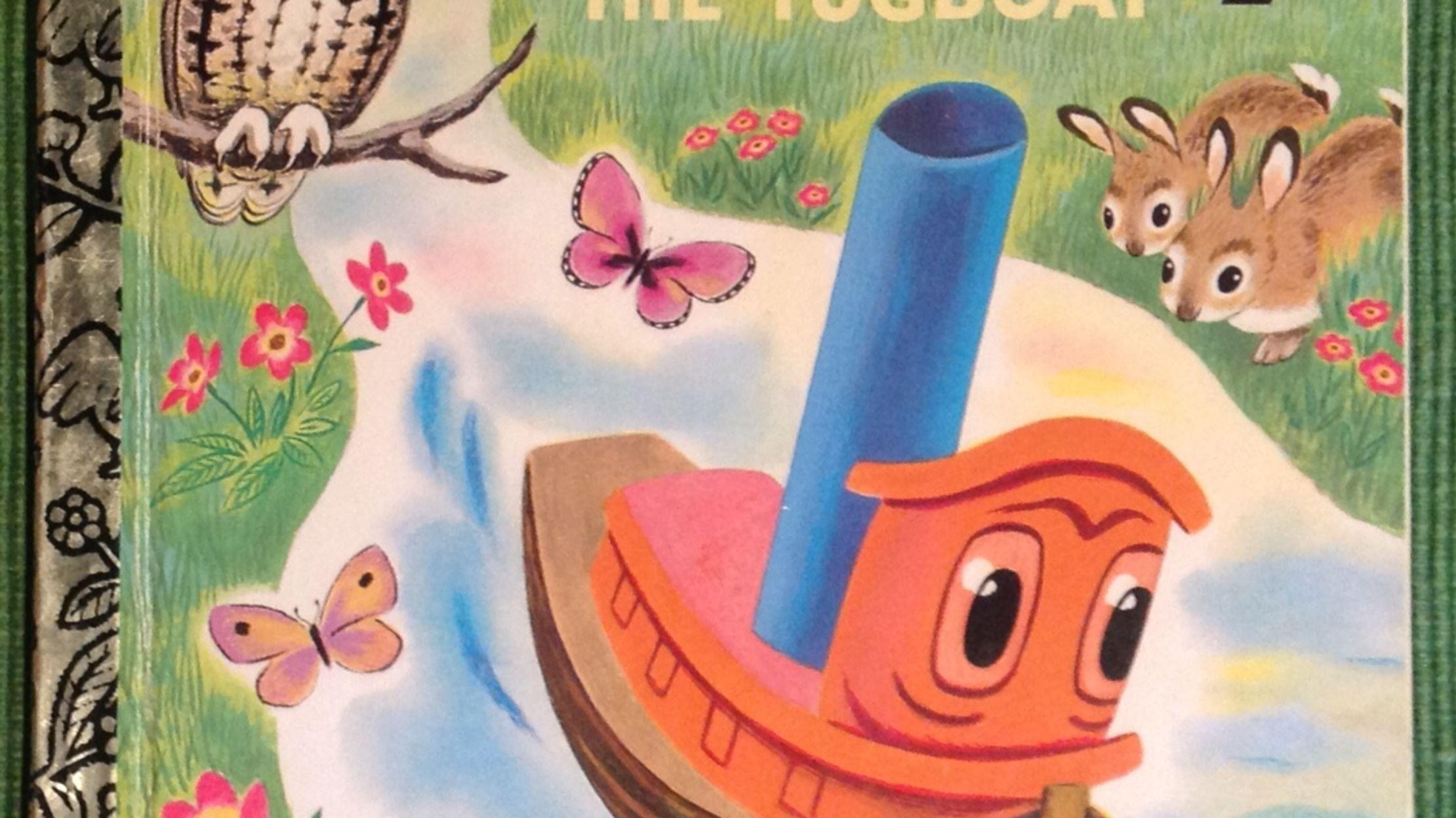 The Story Behind Little Golden Books | Mental Floss