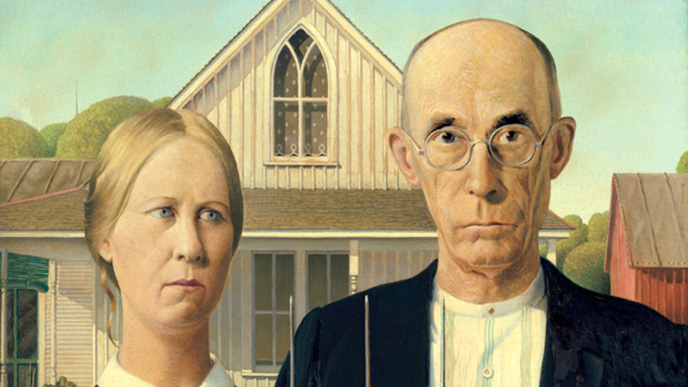 15 Things You Might Not Know About American Gothic Mental Floss