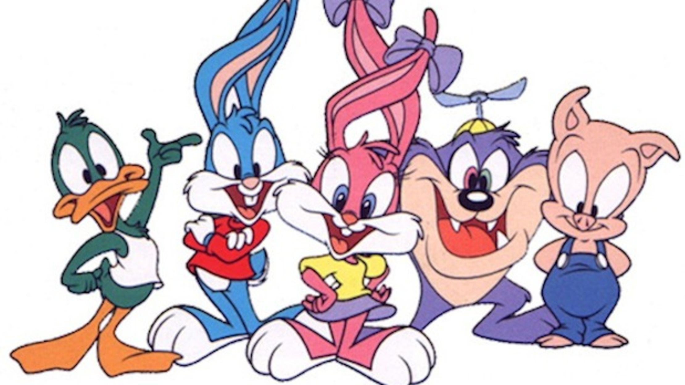 Animaniacs Elmyra Duff 15 looney facts about 'tiny toon adventures' | mental floss