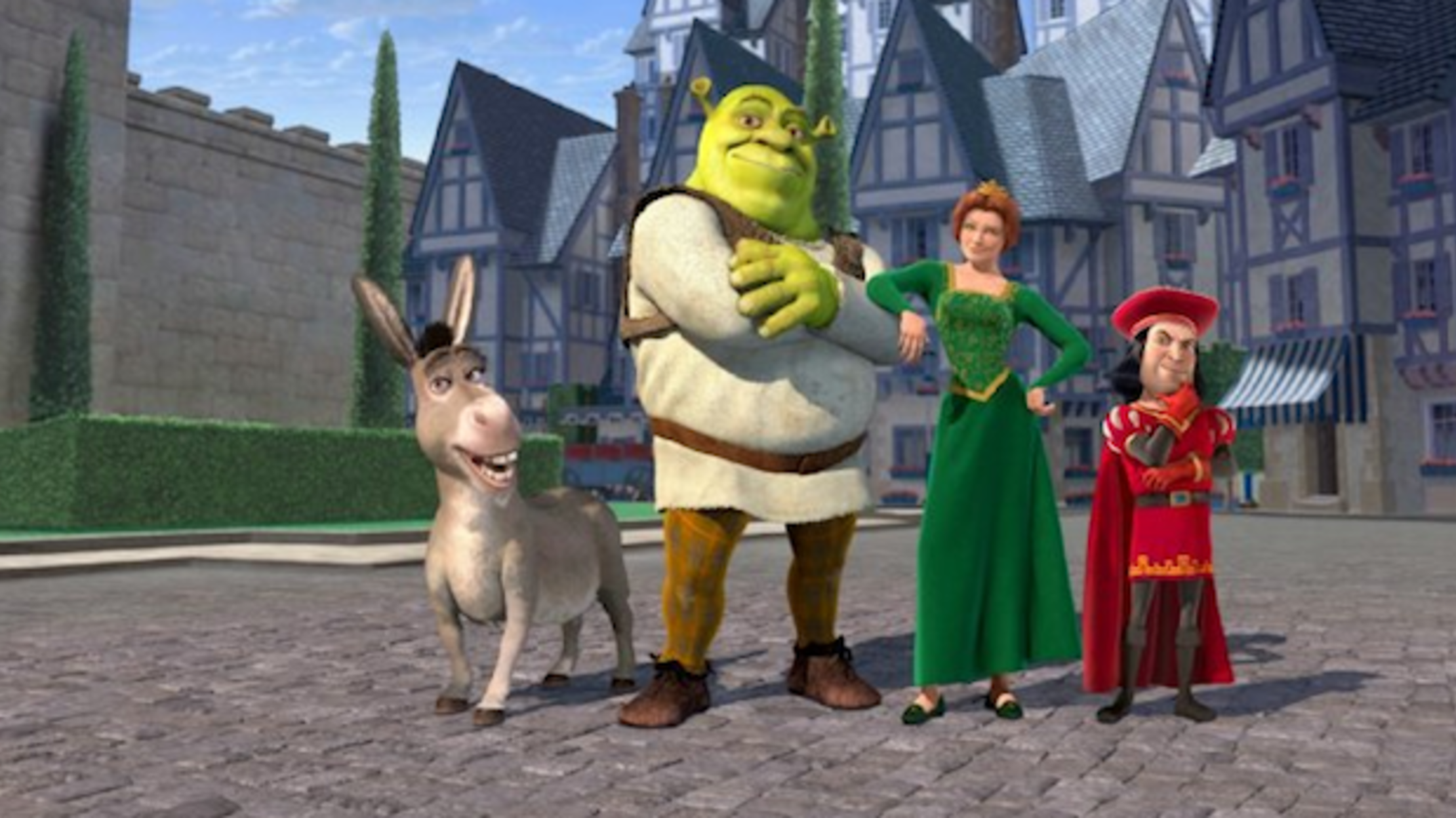 15 Giant Facts About Shrek Mental Floss