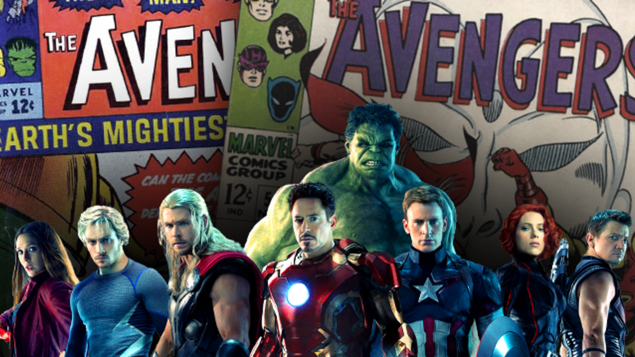 10 Things You Might Not Know About The Avengers Mental Floss border=